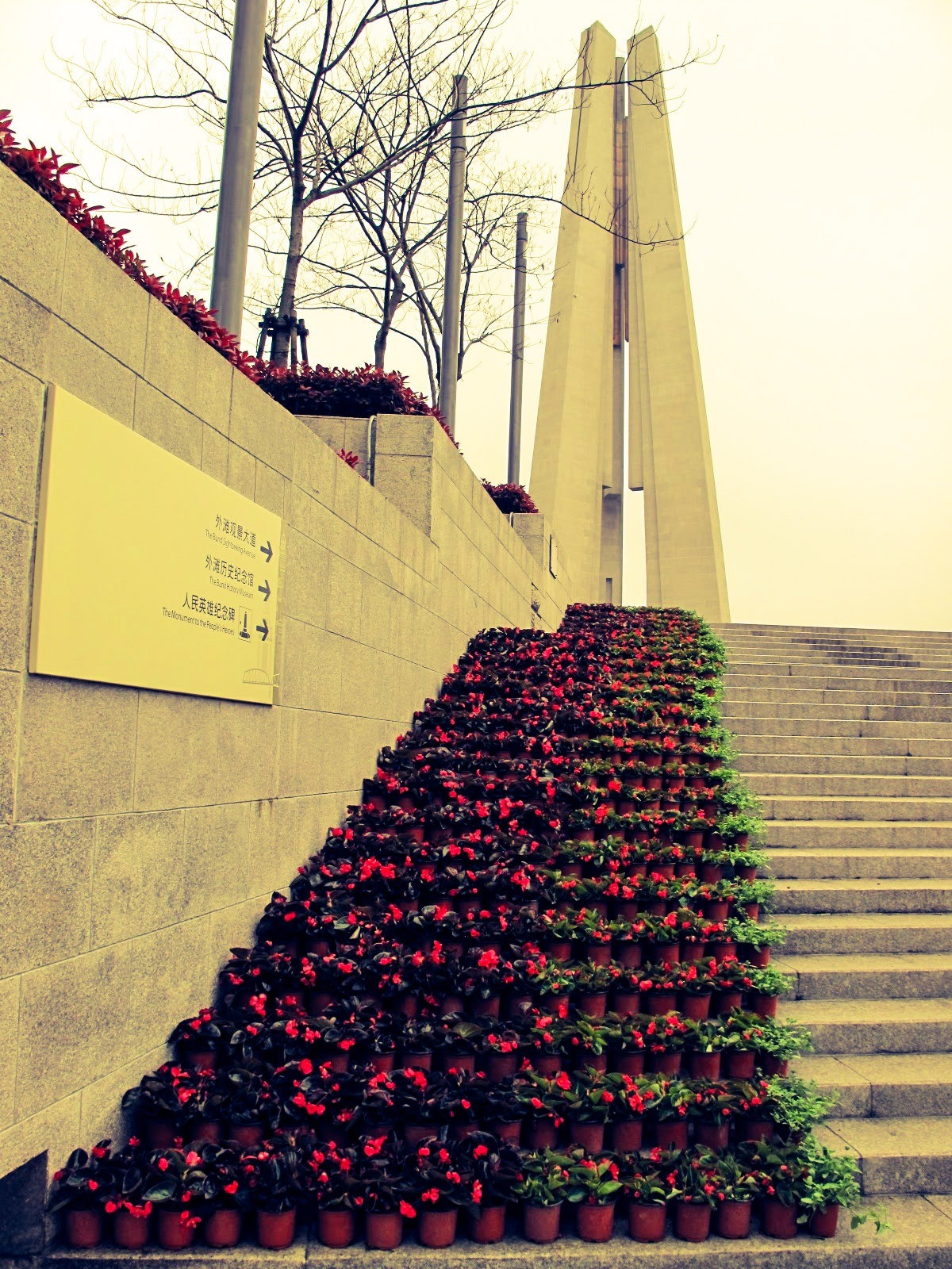 Photo in Street Photography #monuments #memorials #shanghai #china #thebund