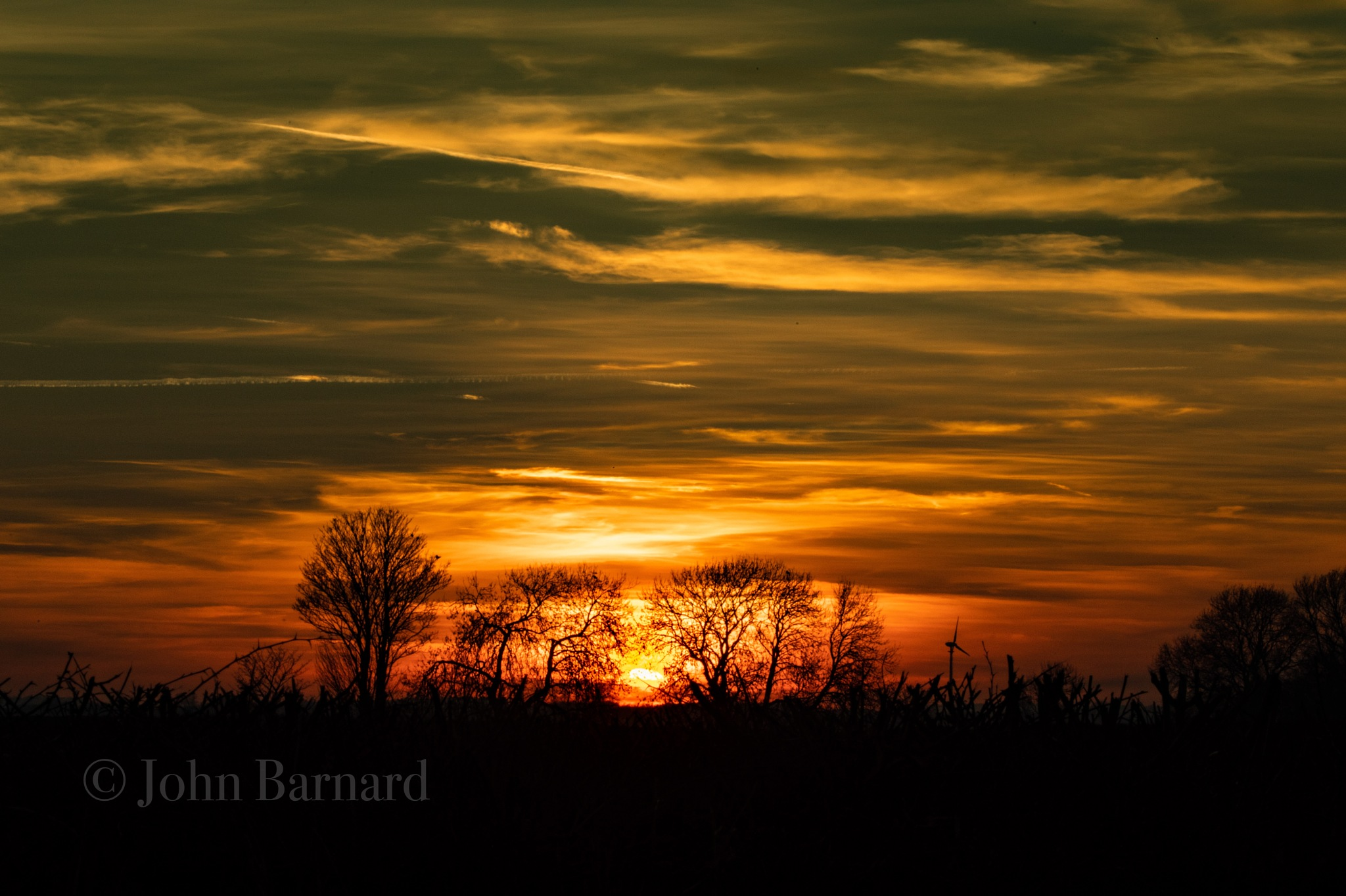 Photo in Landscape #sunset #eveningsky #clouds
