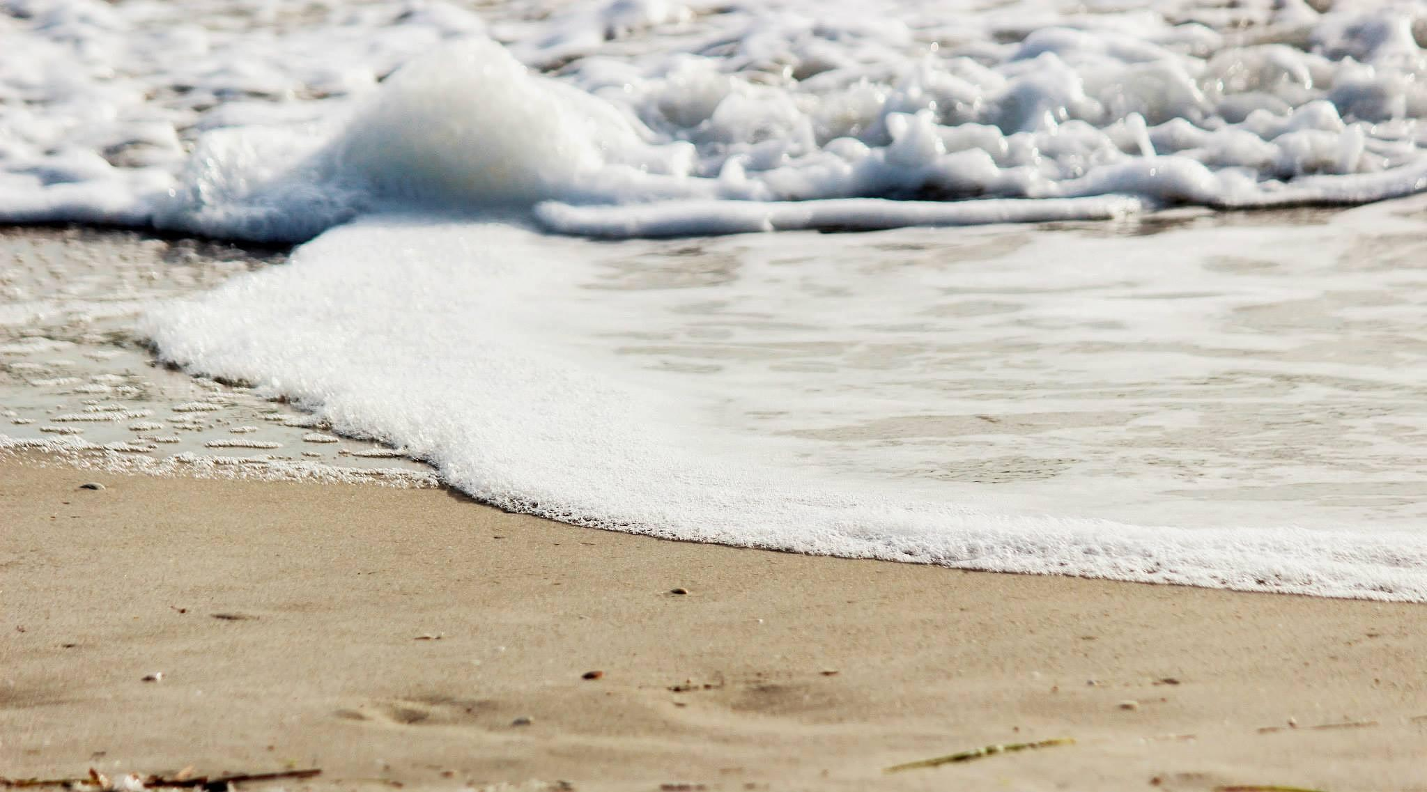 beach by rachel tyrrell