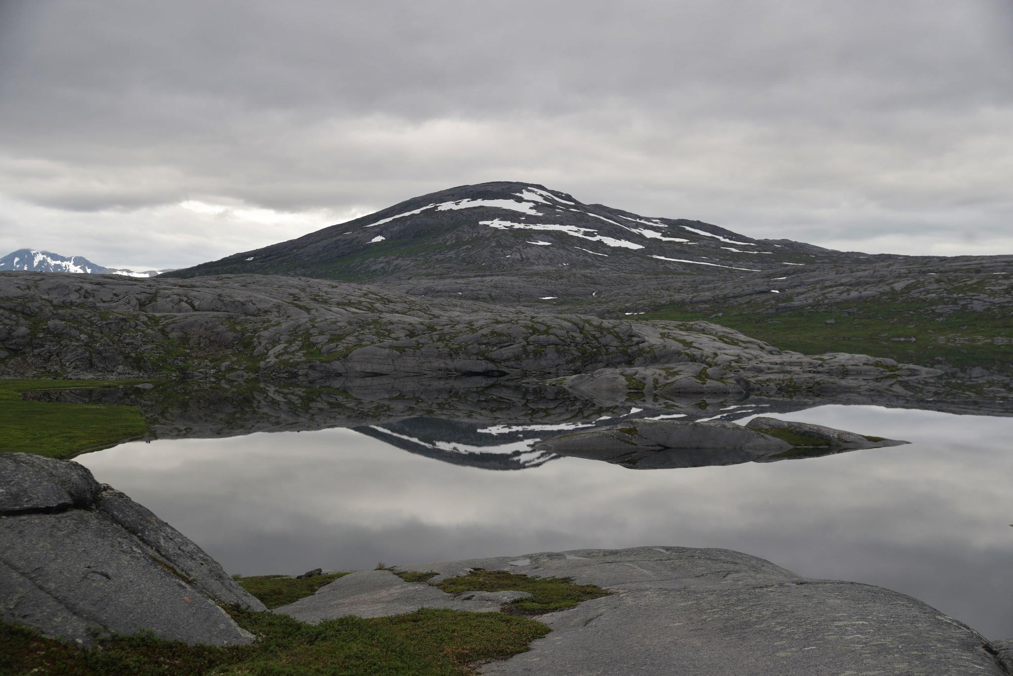 Mirror by E Pedersen