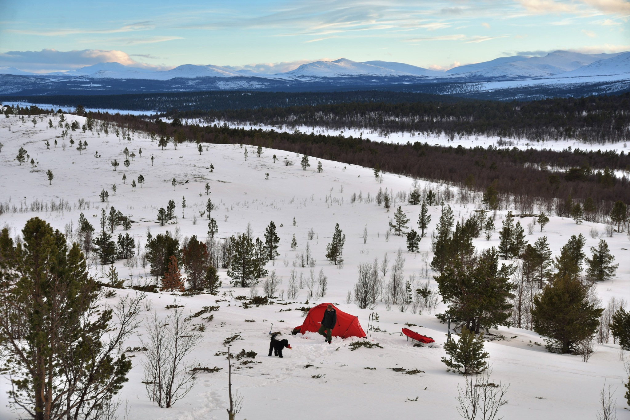 Another camp by E Pedersen