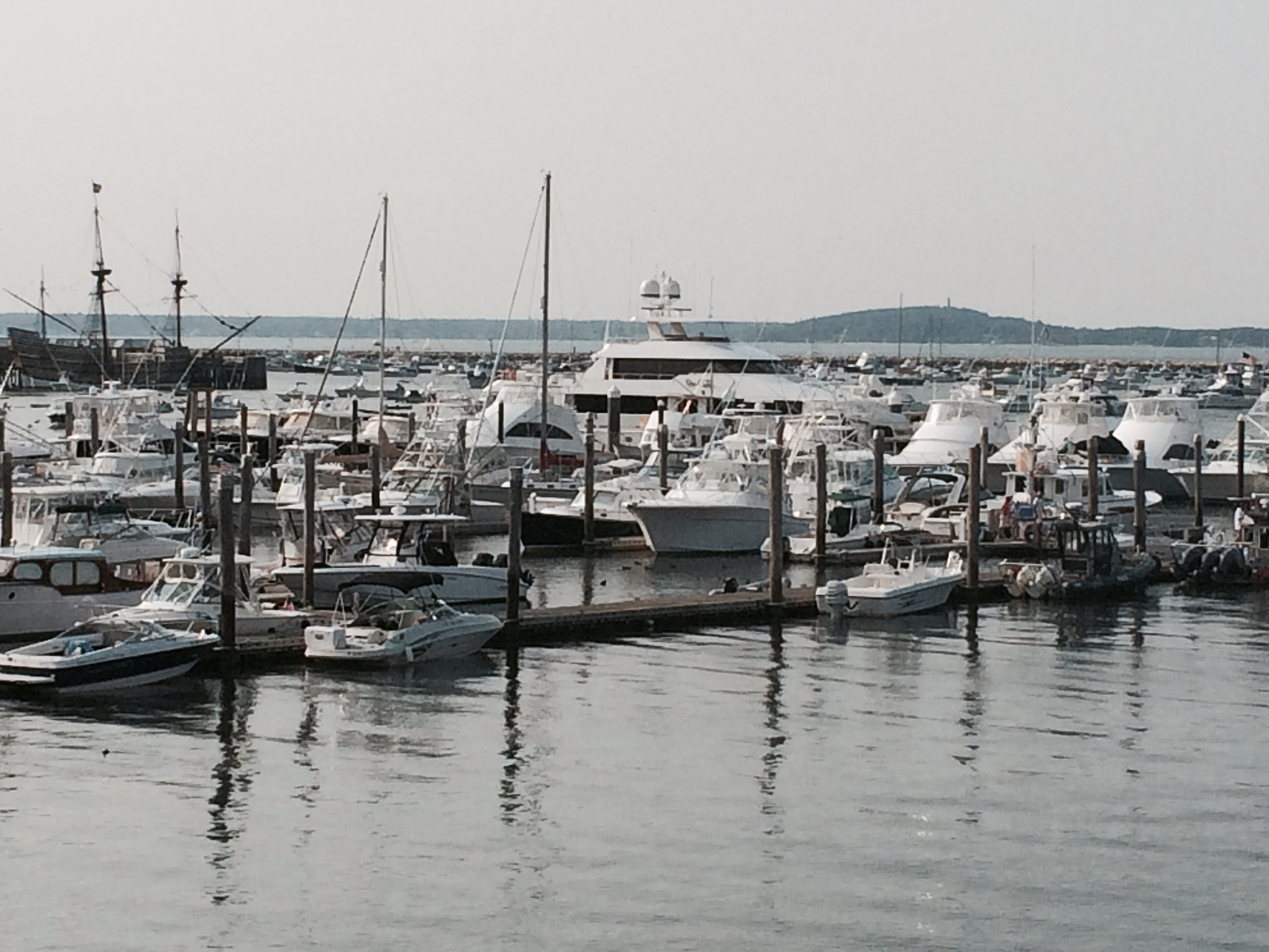 Photo in Random #marina #mayflower 2 #boats