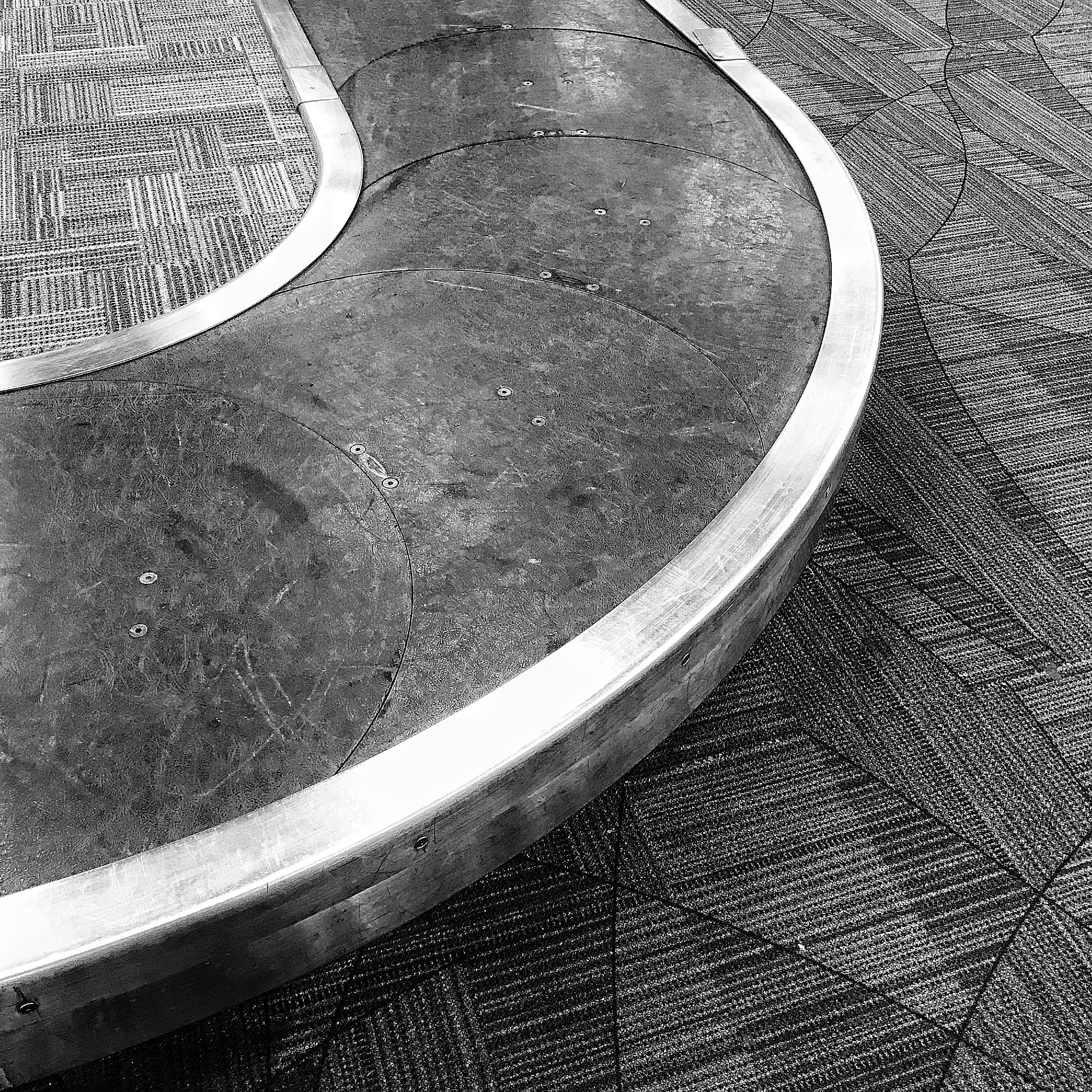 Photo in Random #monochrome #travel #iphone #airport #abstract