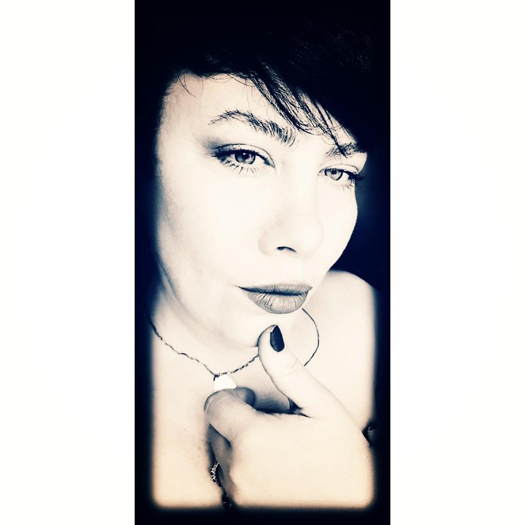 Portrait  by Andreea Mariana Taganski