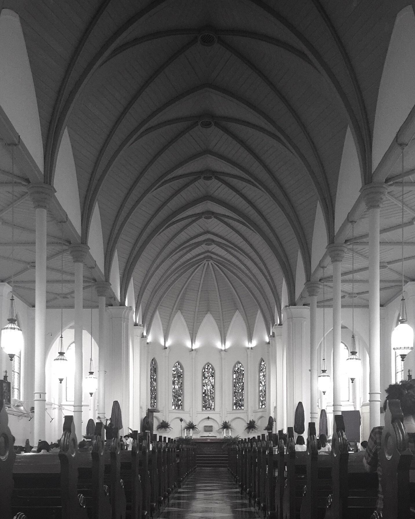 BMV Cathedral, Bogor - Indonesia by Danny Rustandi