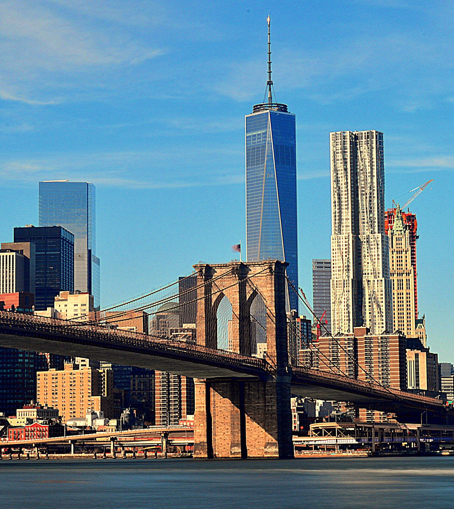 Brooklyn Bridge by Andrew Piekut