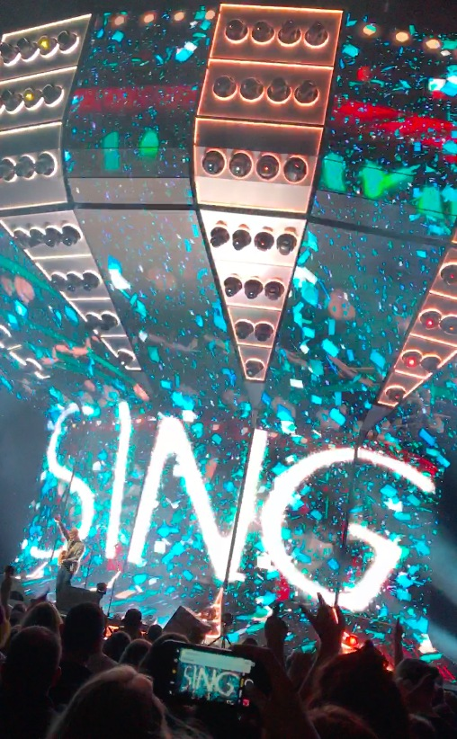 SING! by Karen Seraphine