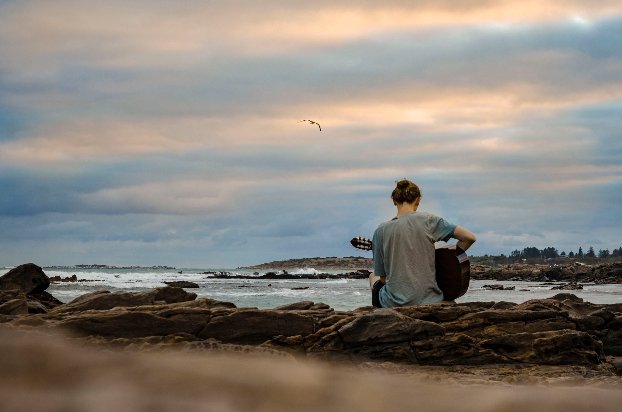 Photo in Landscape #ocean #landscape #music #summer #coastal #seaside #australia