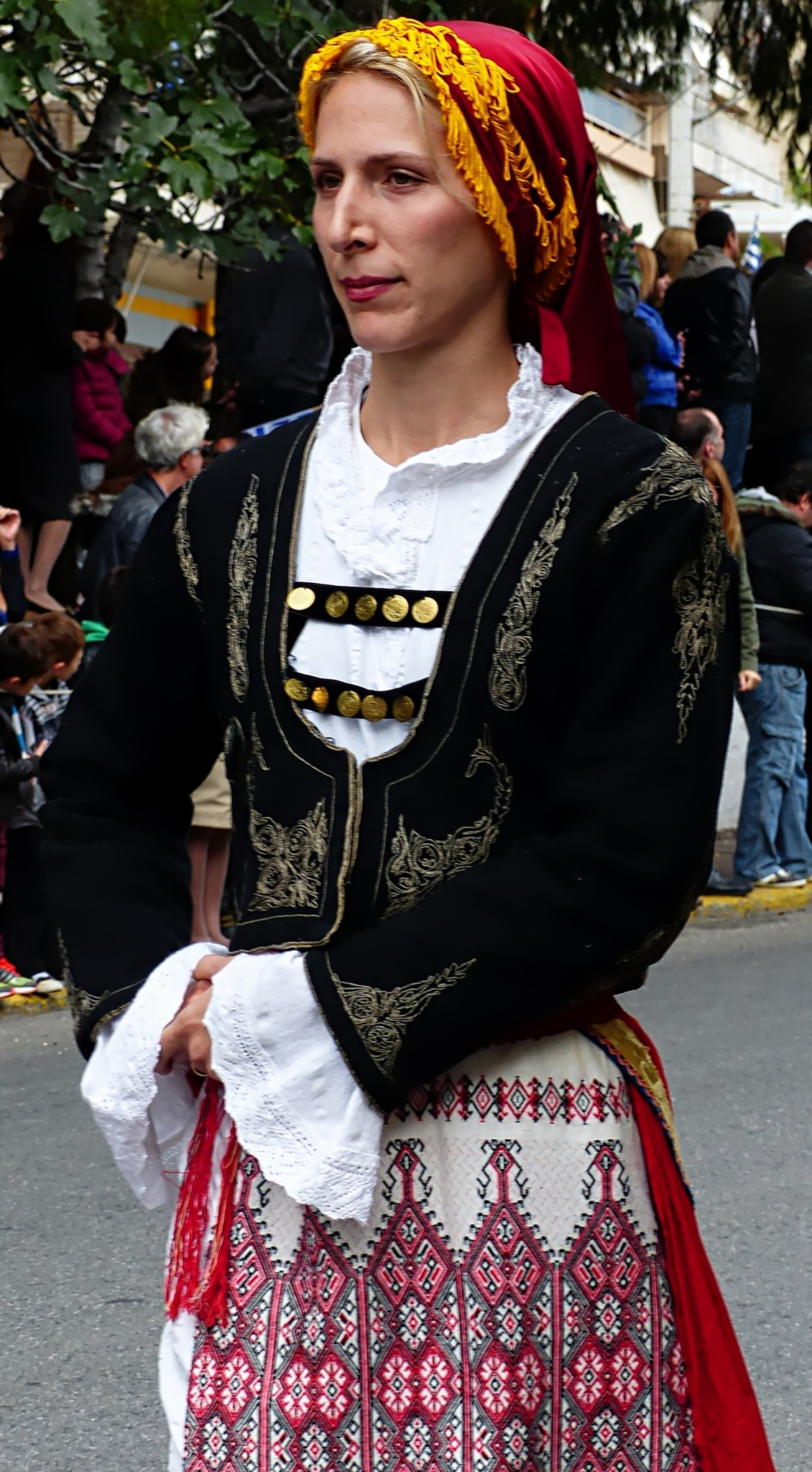 Greek Historic Costume by Costa Philippou