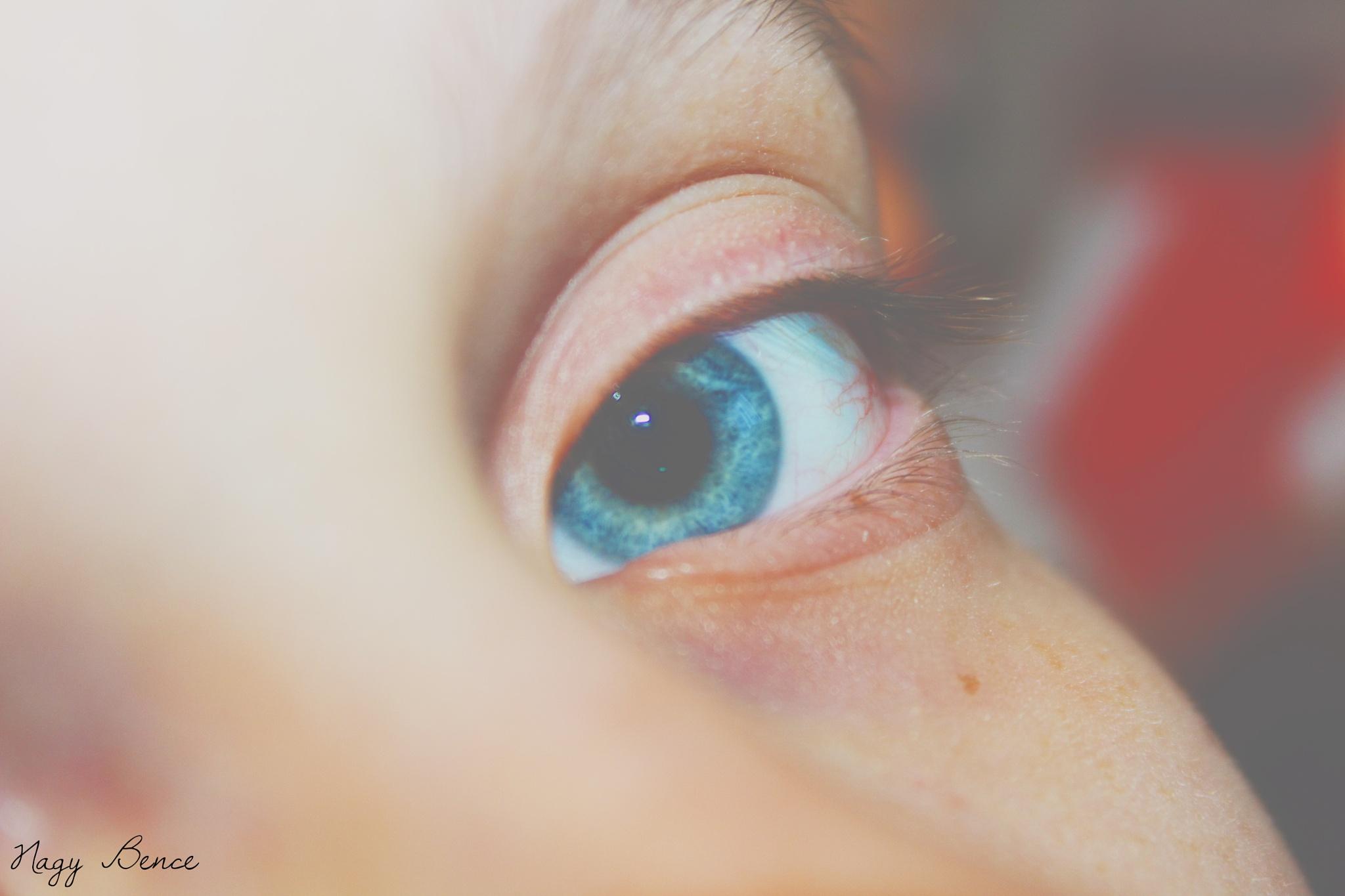 eye and soul  by Bence Nagy
