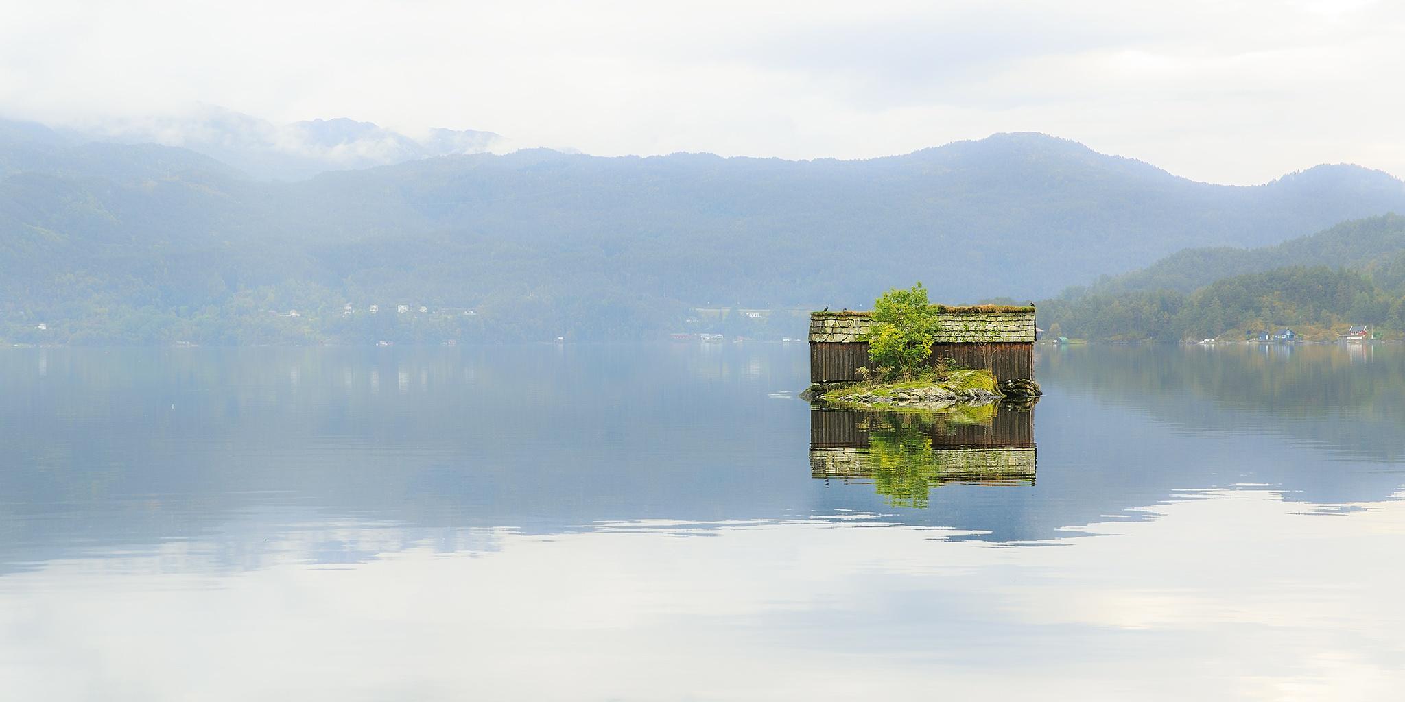 Boathouse by StiPa Photography