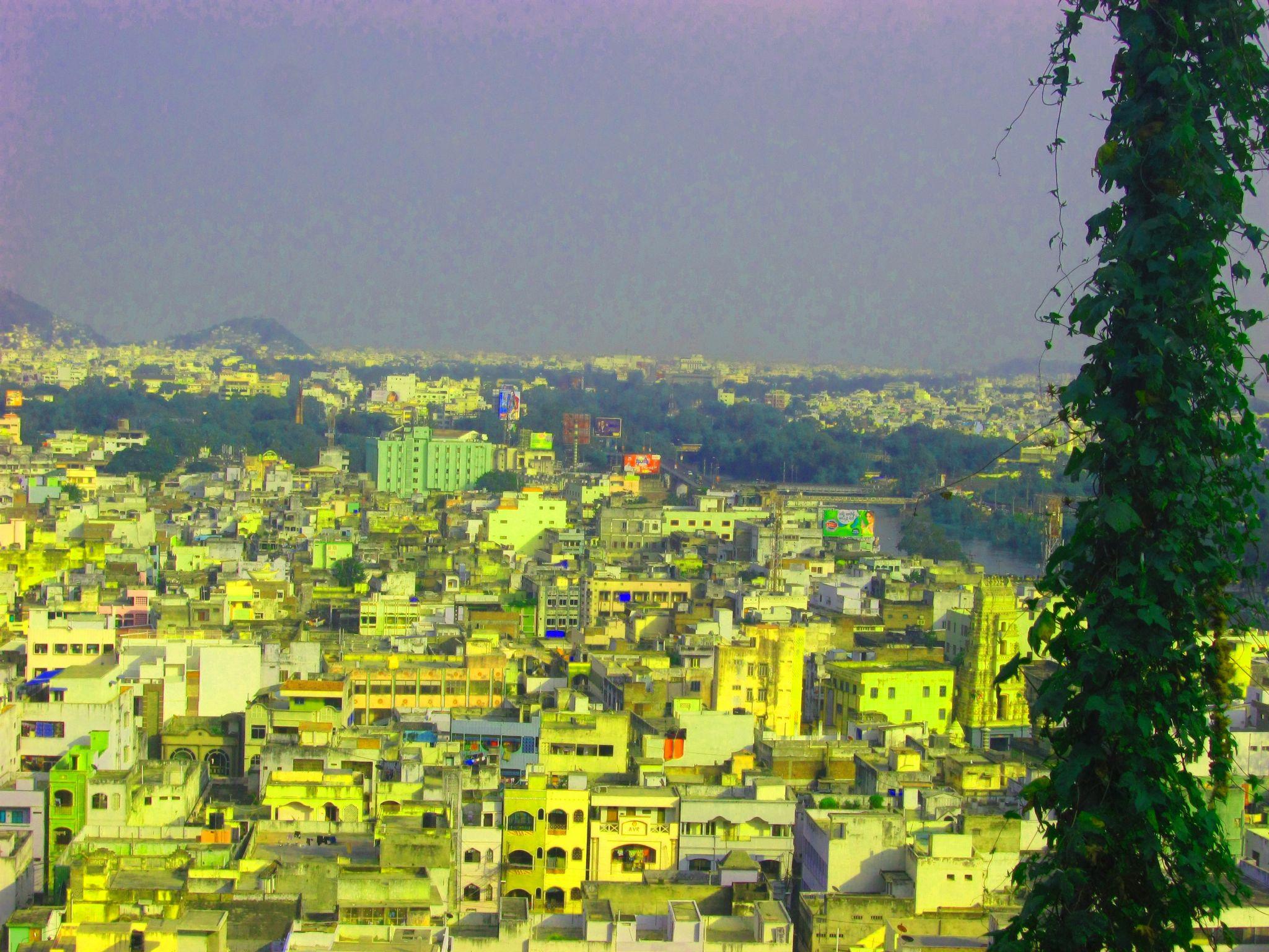 City life by Sailu