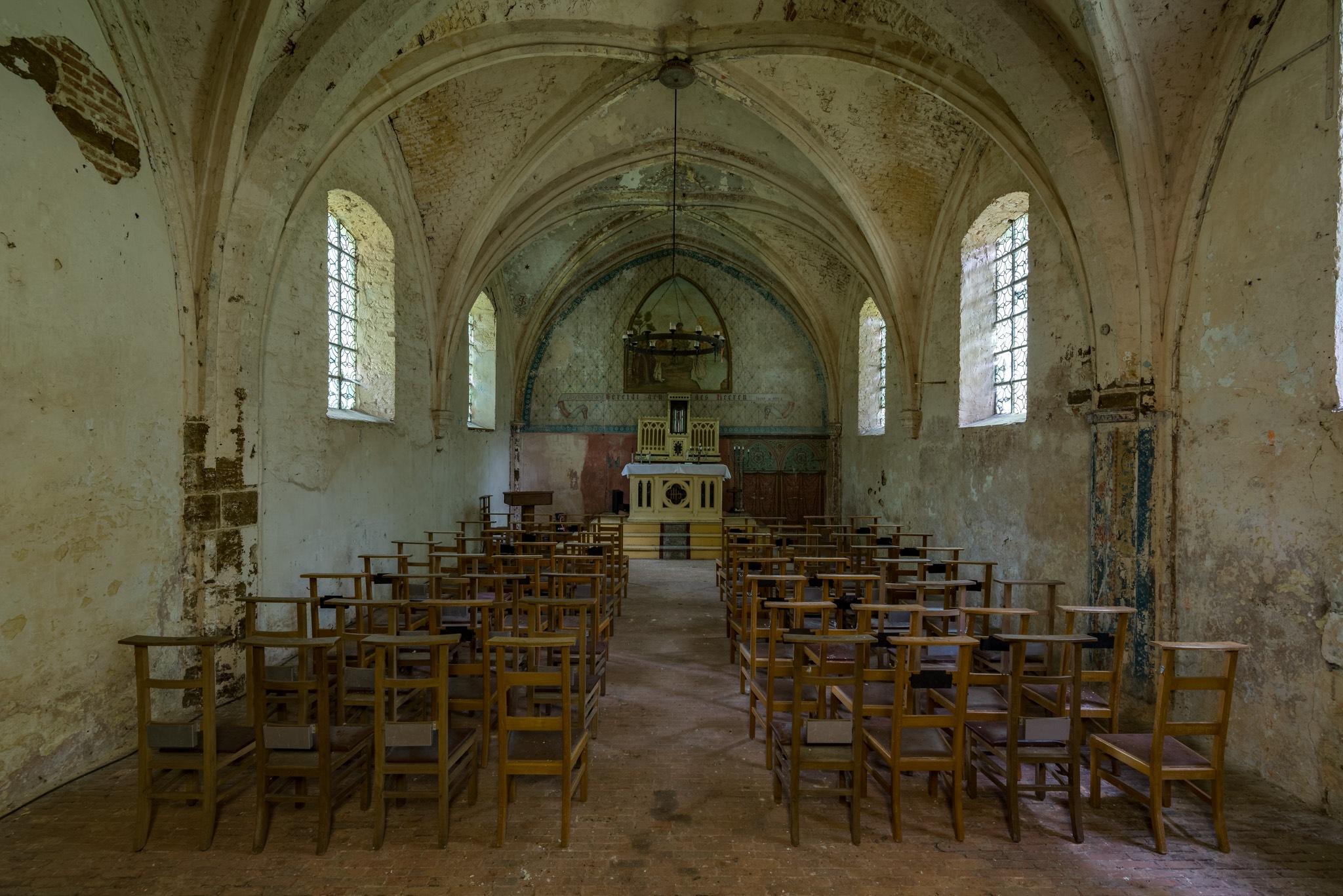 chapel by 100J