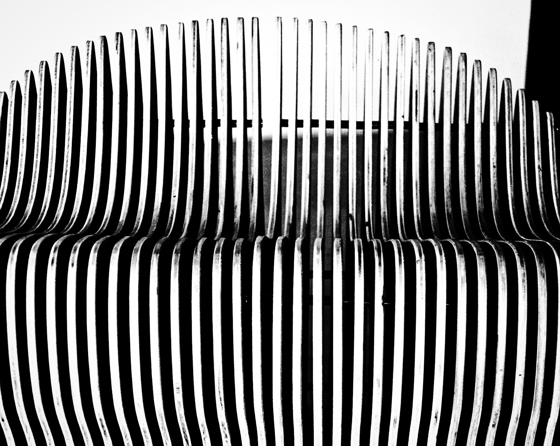 Modernistic chair by AMZ