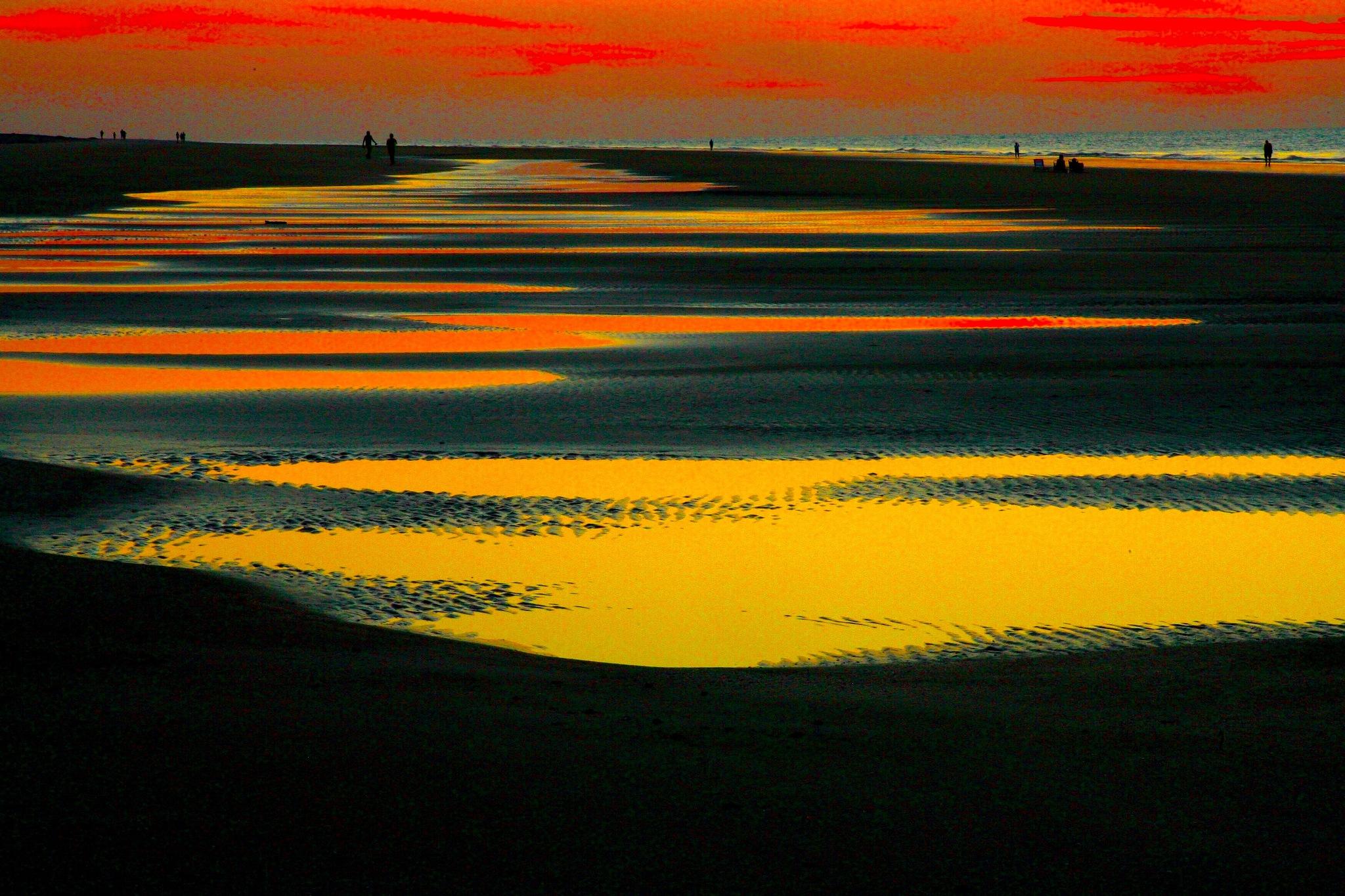 Sunrise...Hilton Head Island, S. Carolina by AMZ