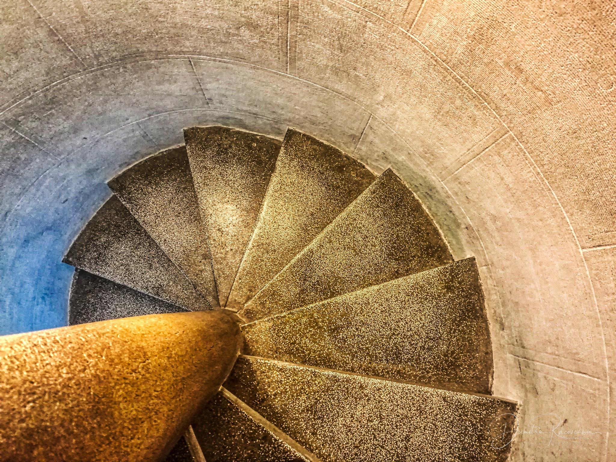 steps by Dumitru Racoveanu