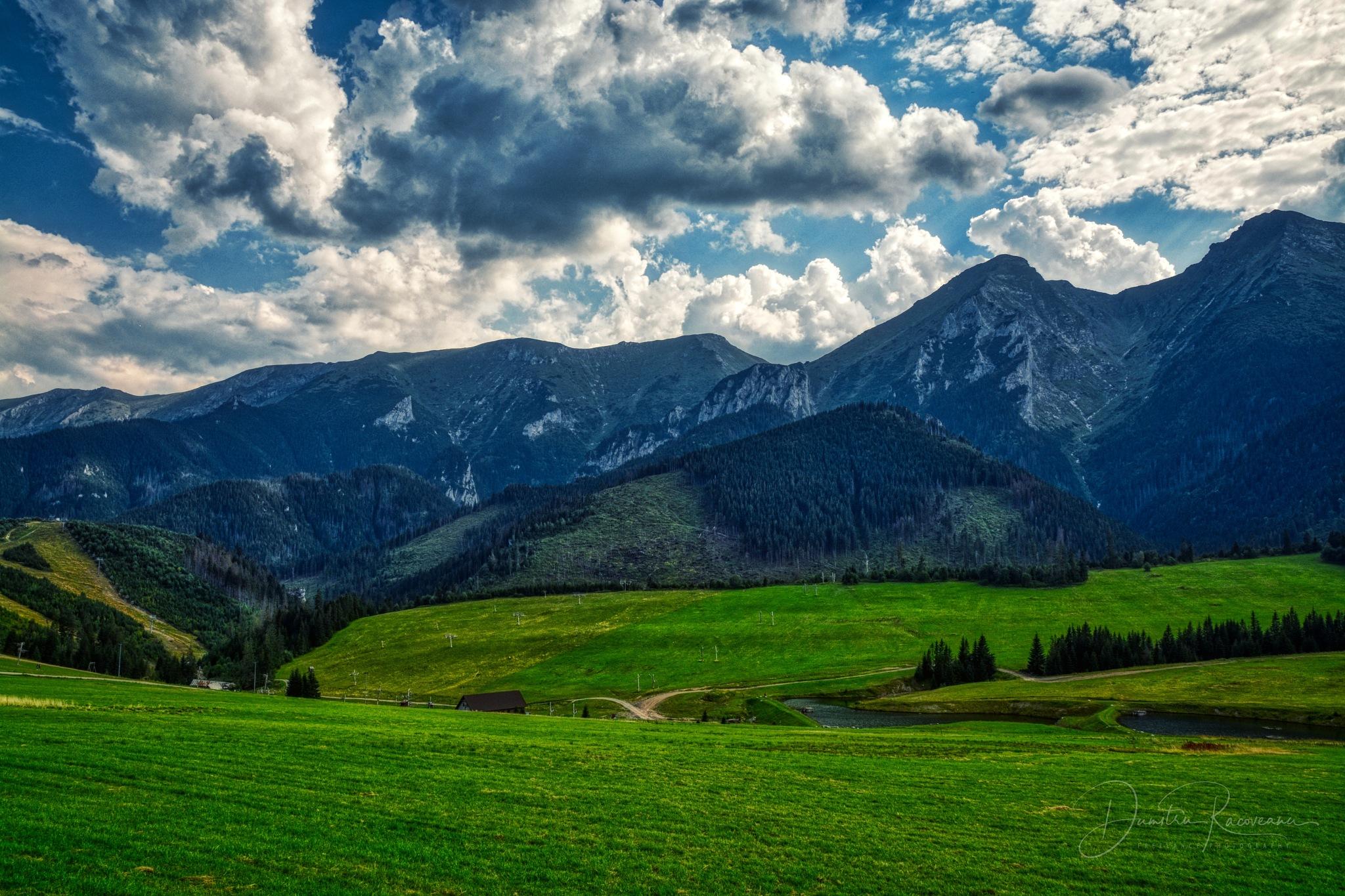 Muntii Tatra_2 by Dumitru Racoveanu