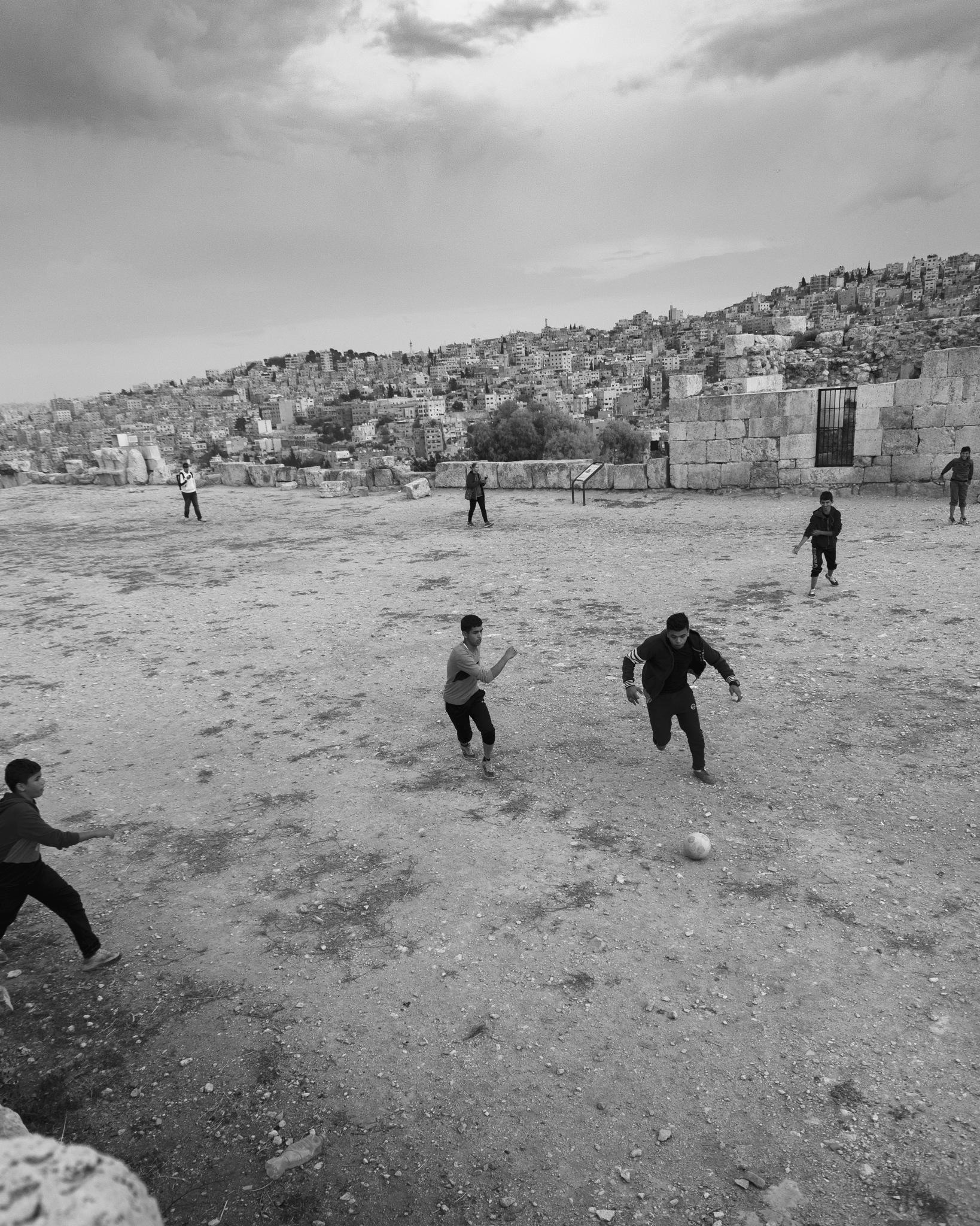 play football by emanuele peano