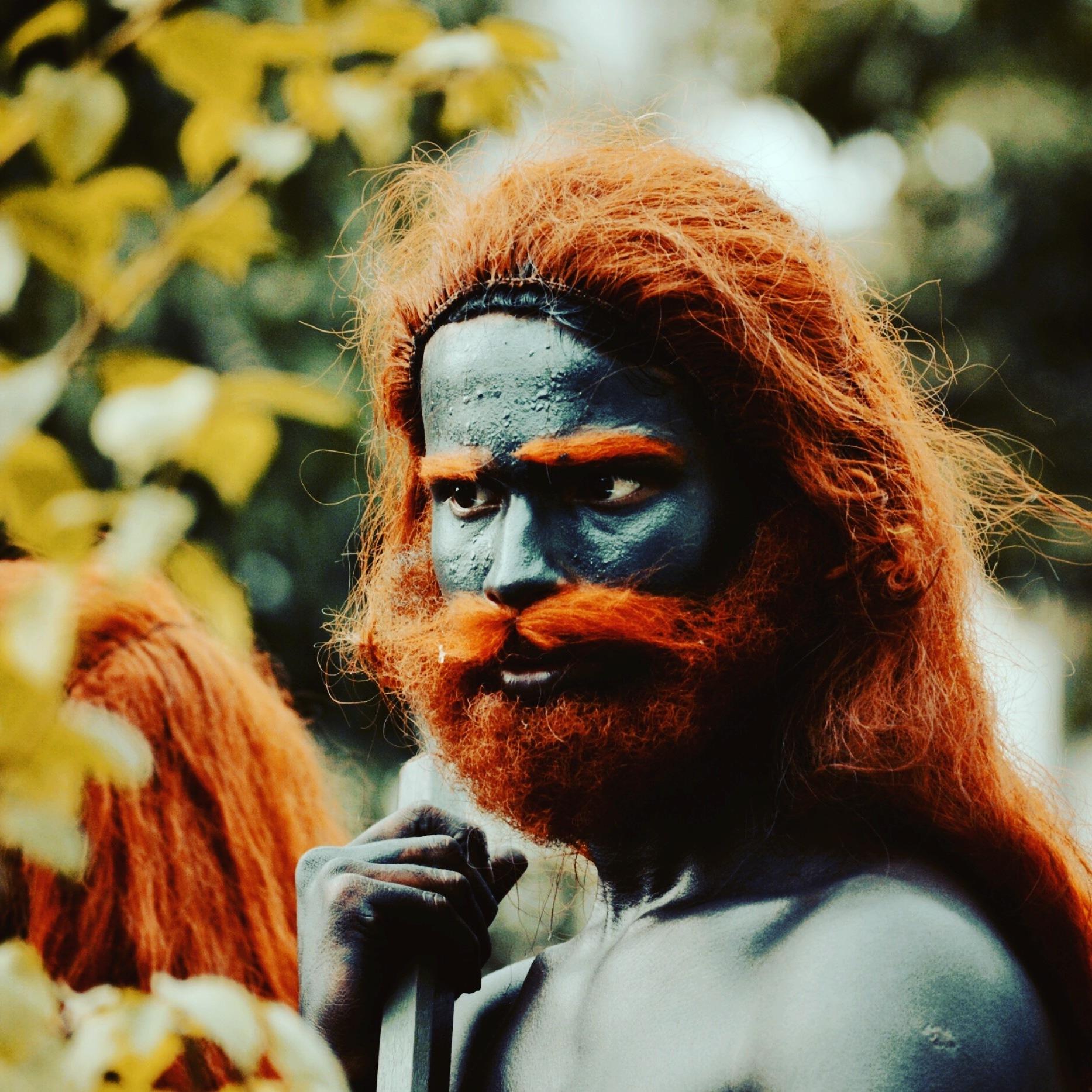 Mask by Pronay Kr Chattoraj