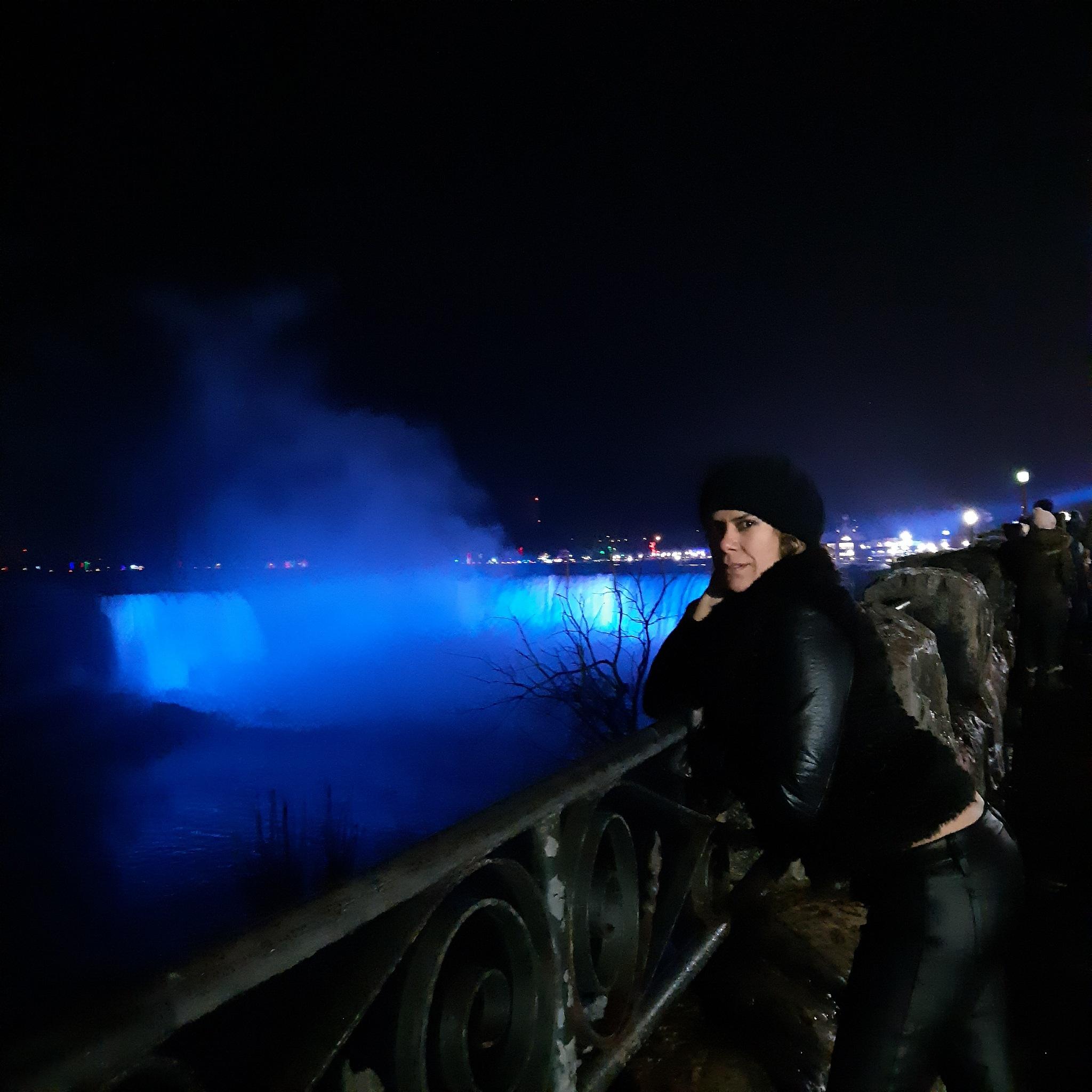Niagara Falls by Marklin Rodriguez