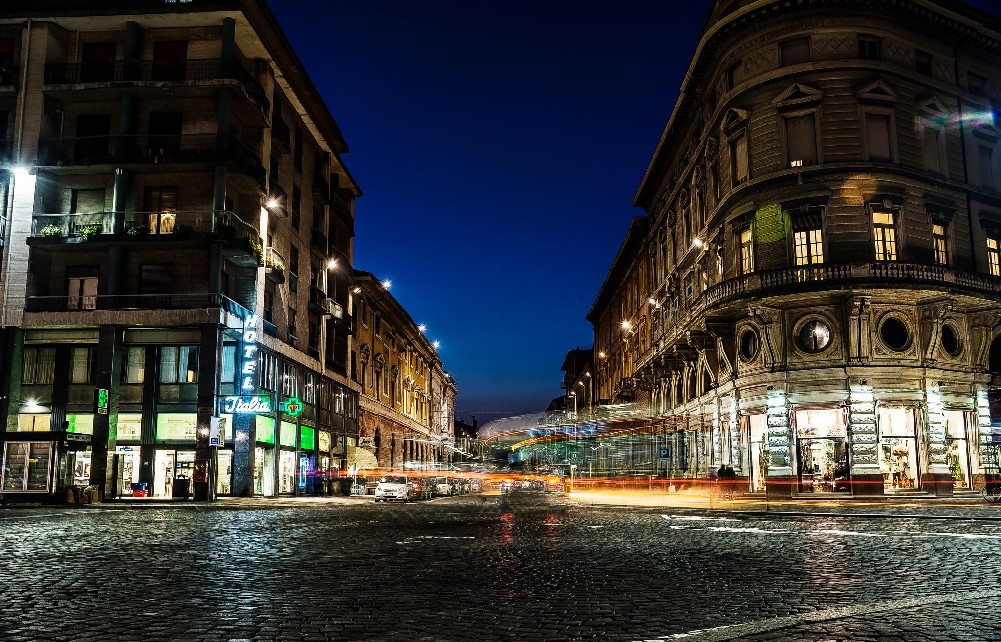 Mantua by Luca Prandi