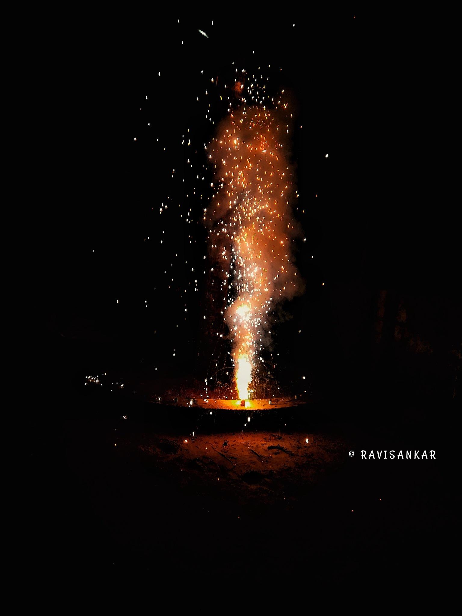 Fireworks by Ravisankar