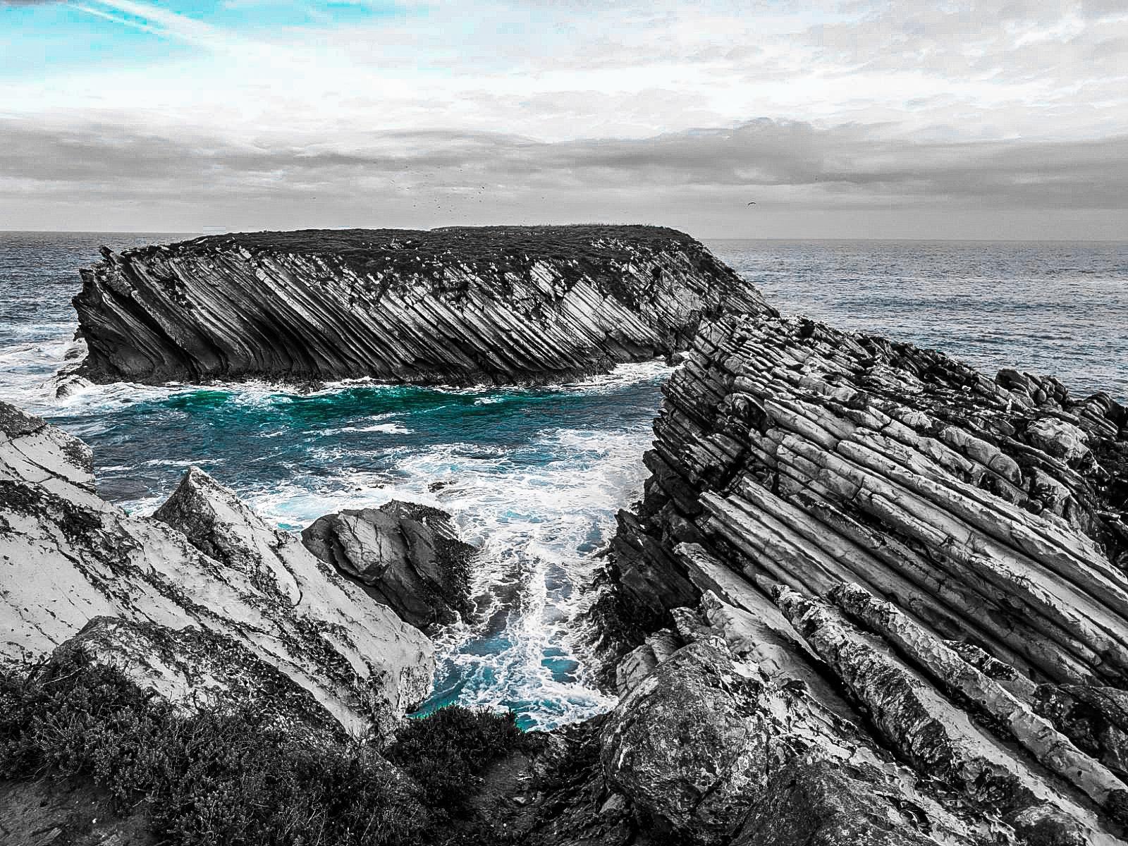 Cabo Carvoeiro  by Goncalo Reis