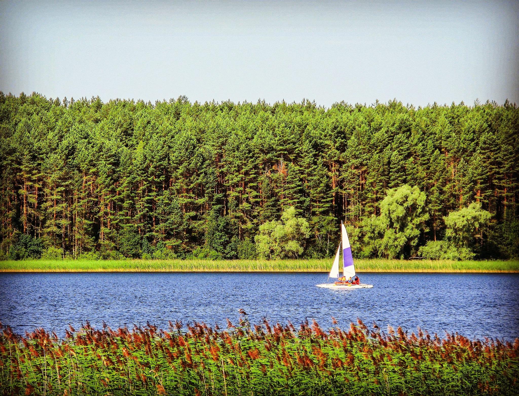 Lake Seliger by Sergey Maksimov