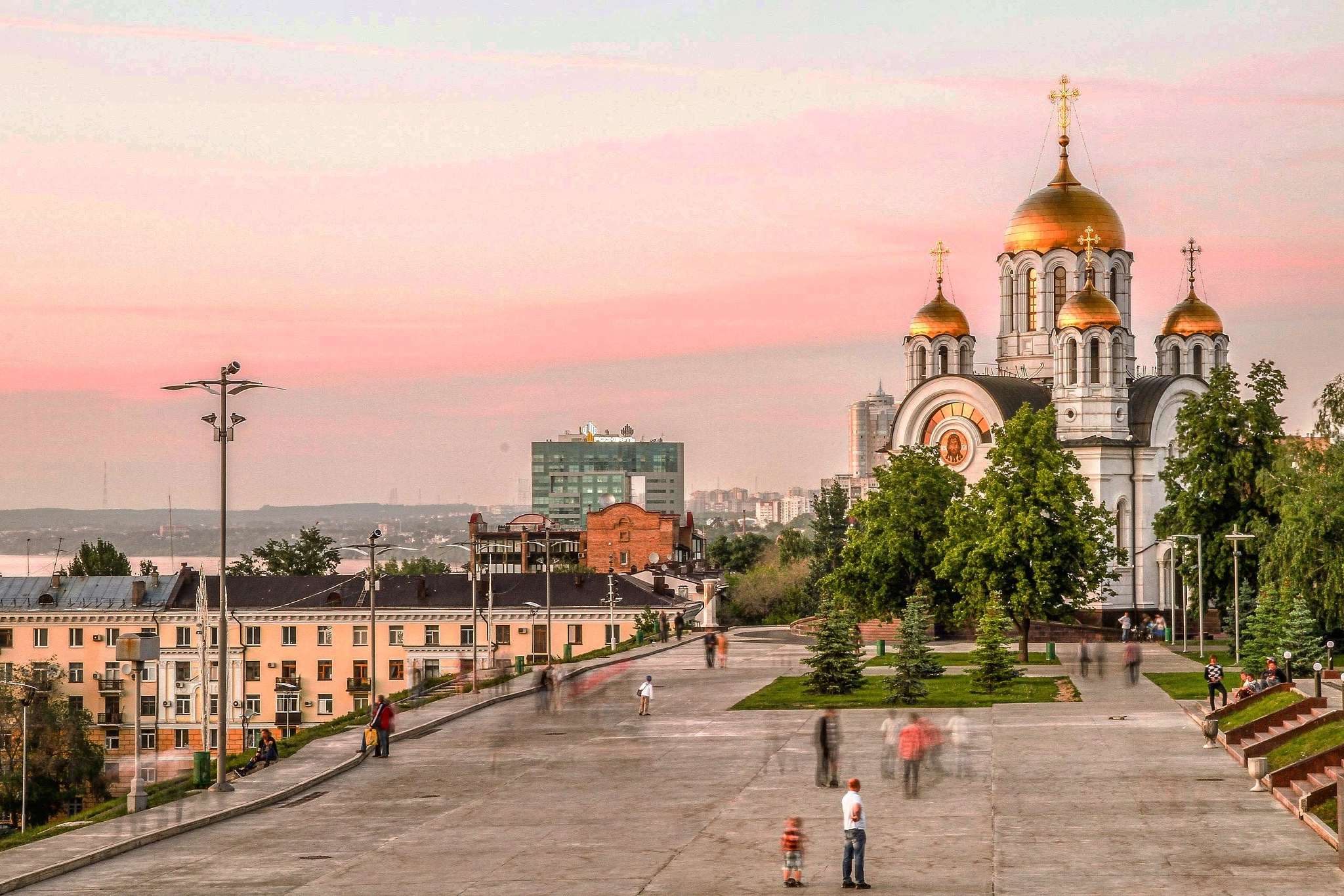 Sunset by Sergey Maksimov