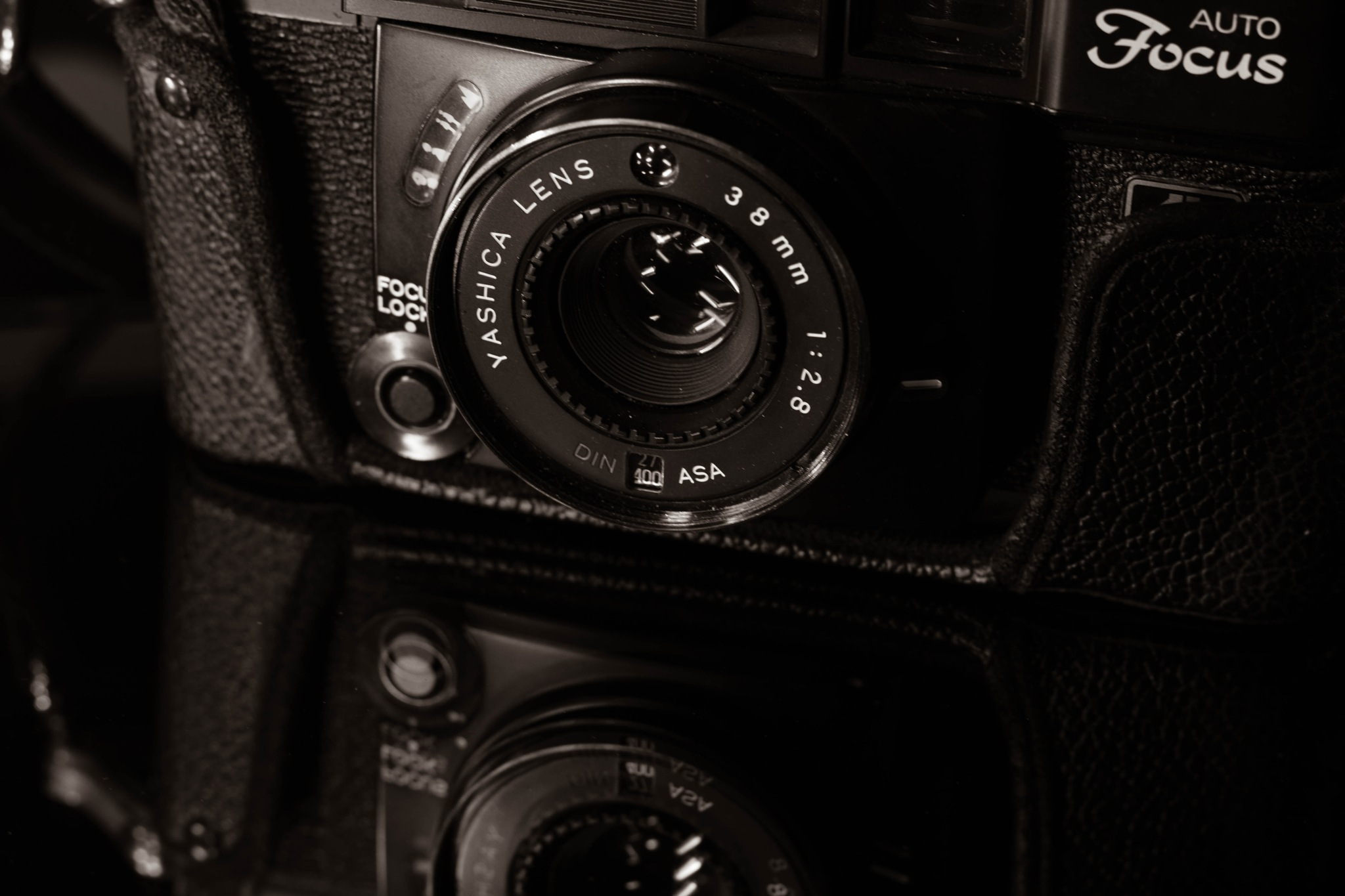 The Camera That Started It All by Daniel Osborne