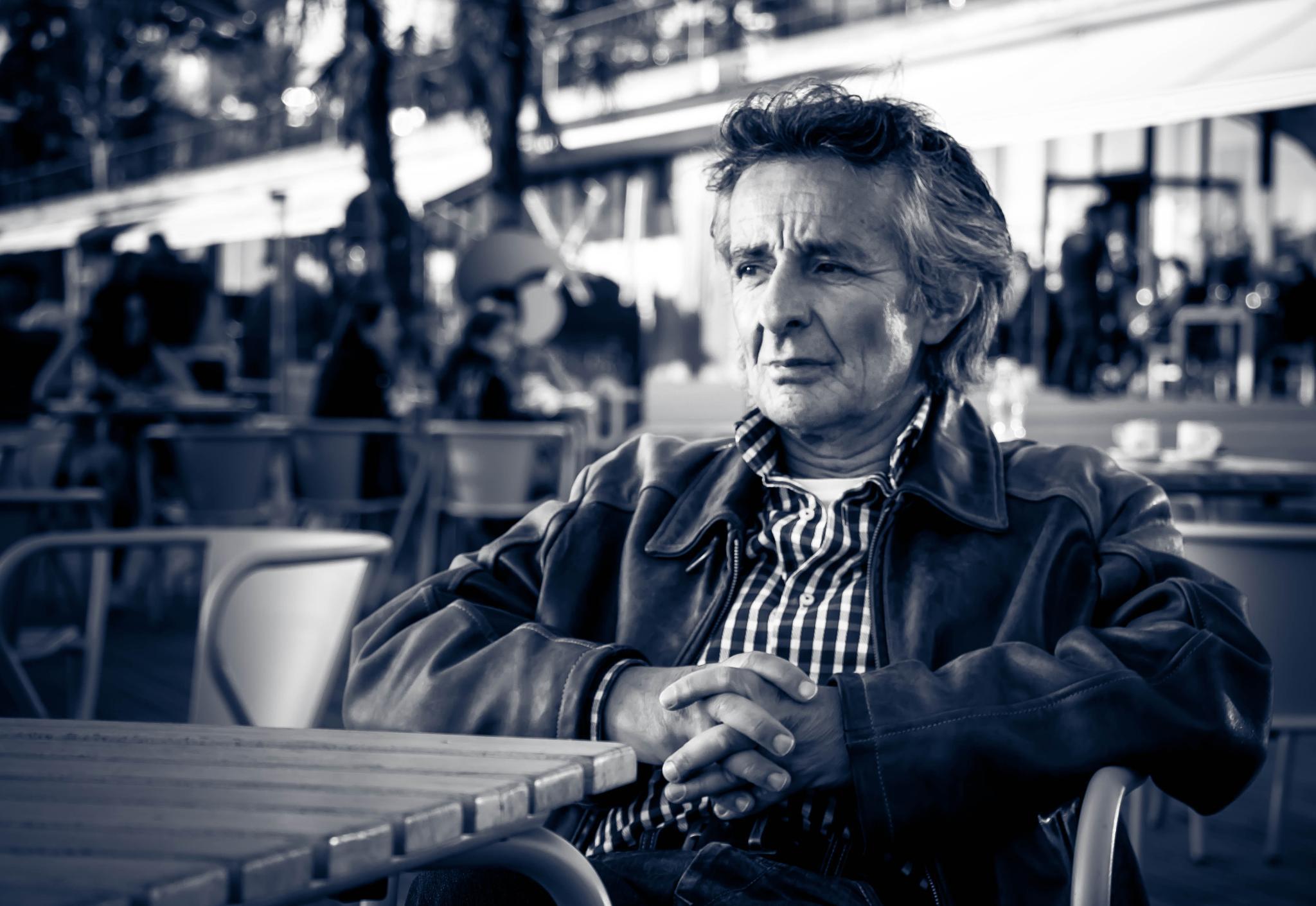 Contemplation by Mauro Zarkand