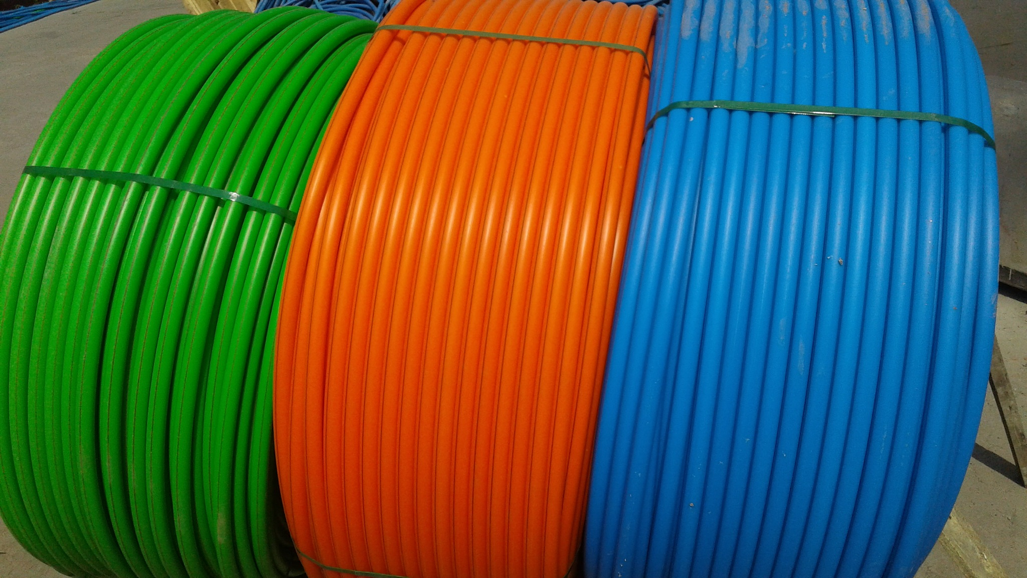 HDPE Silicon DUCT 40/33 mm by Beohs Rikas