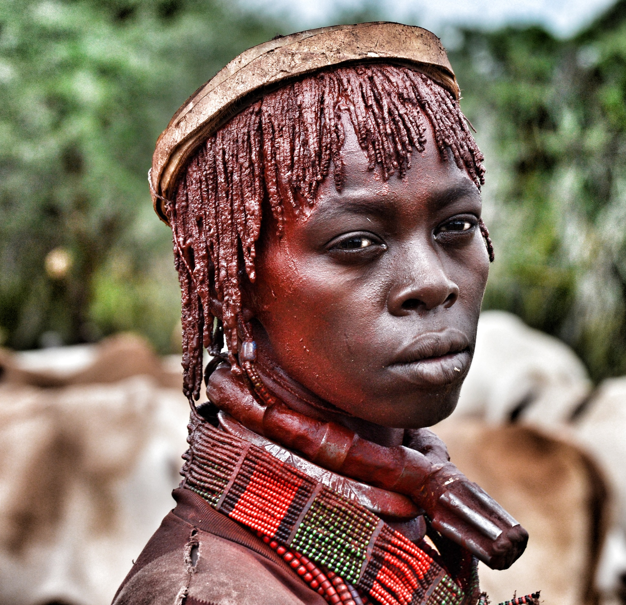 Photo in Random #ethiopia #tribes #africa #tribal