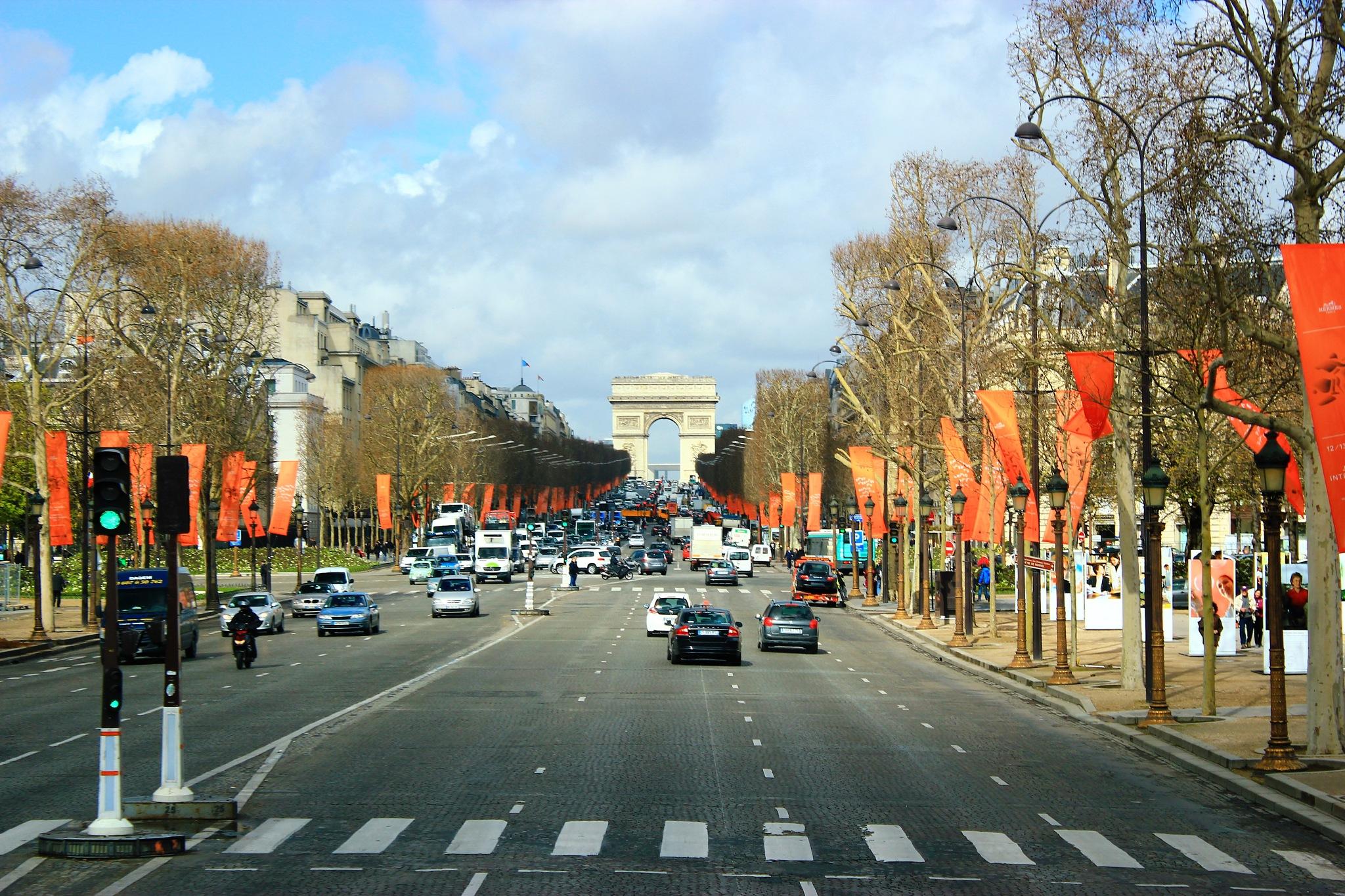 Photo in Travel #paris #travel #avrupa #france #landscape
