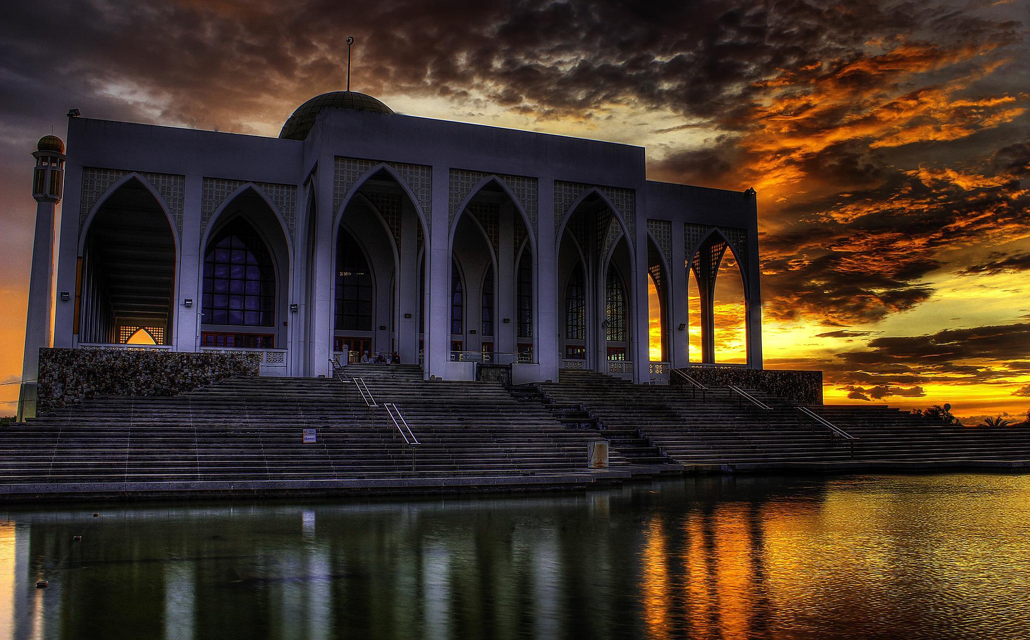 Mosque by Germzki Hitch Cardenas