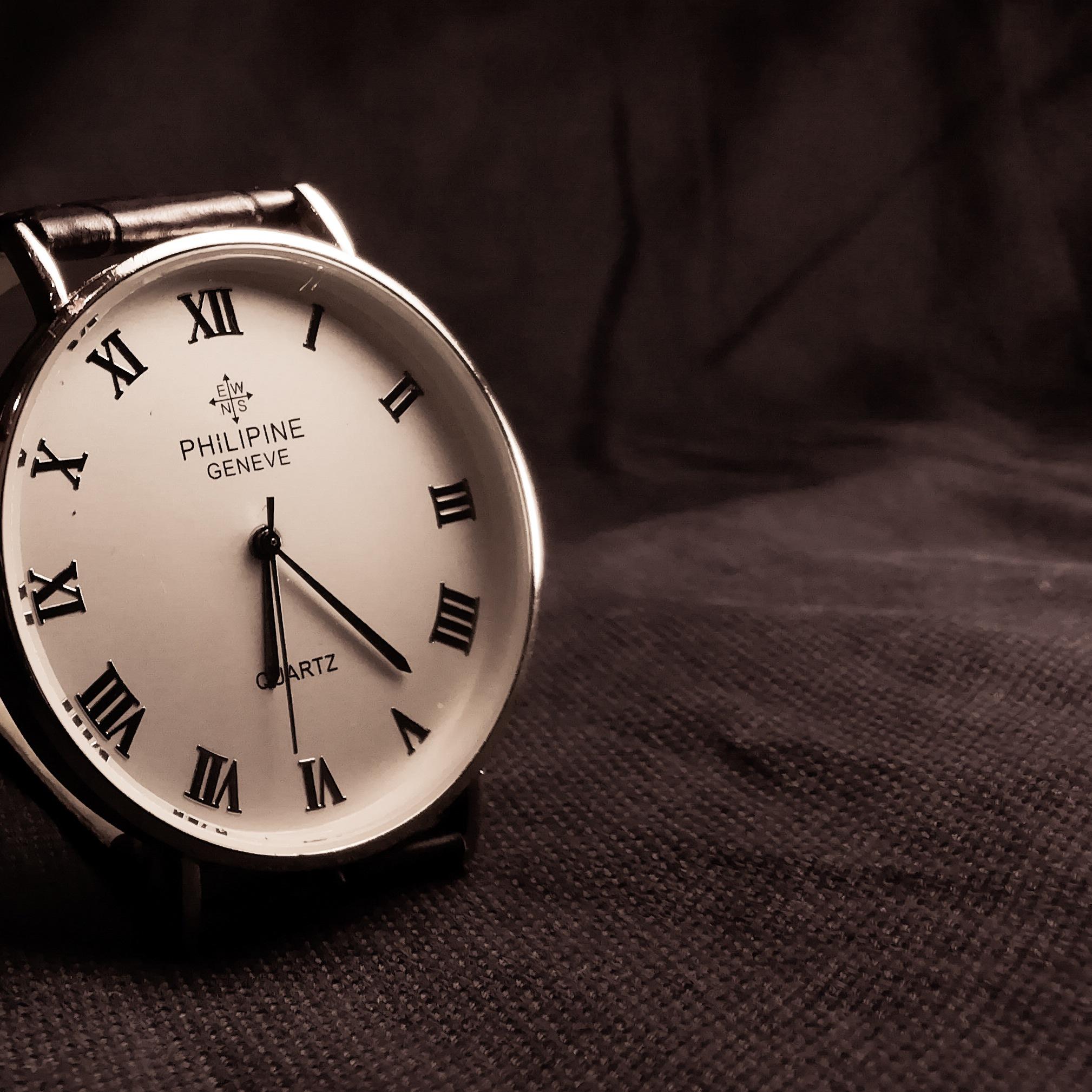 Time... by Aftab Siddiqi