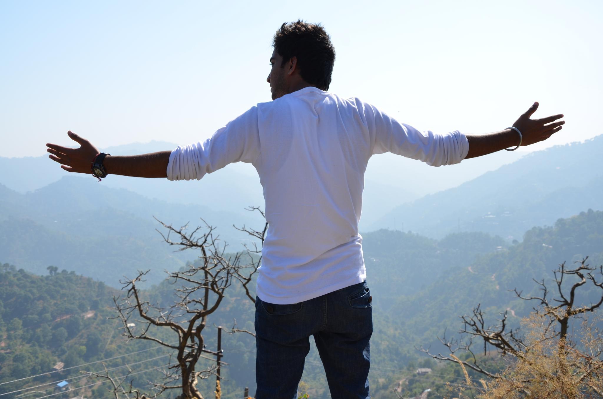 King of the Hills  by Yugam Kaka
