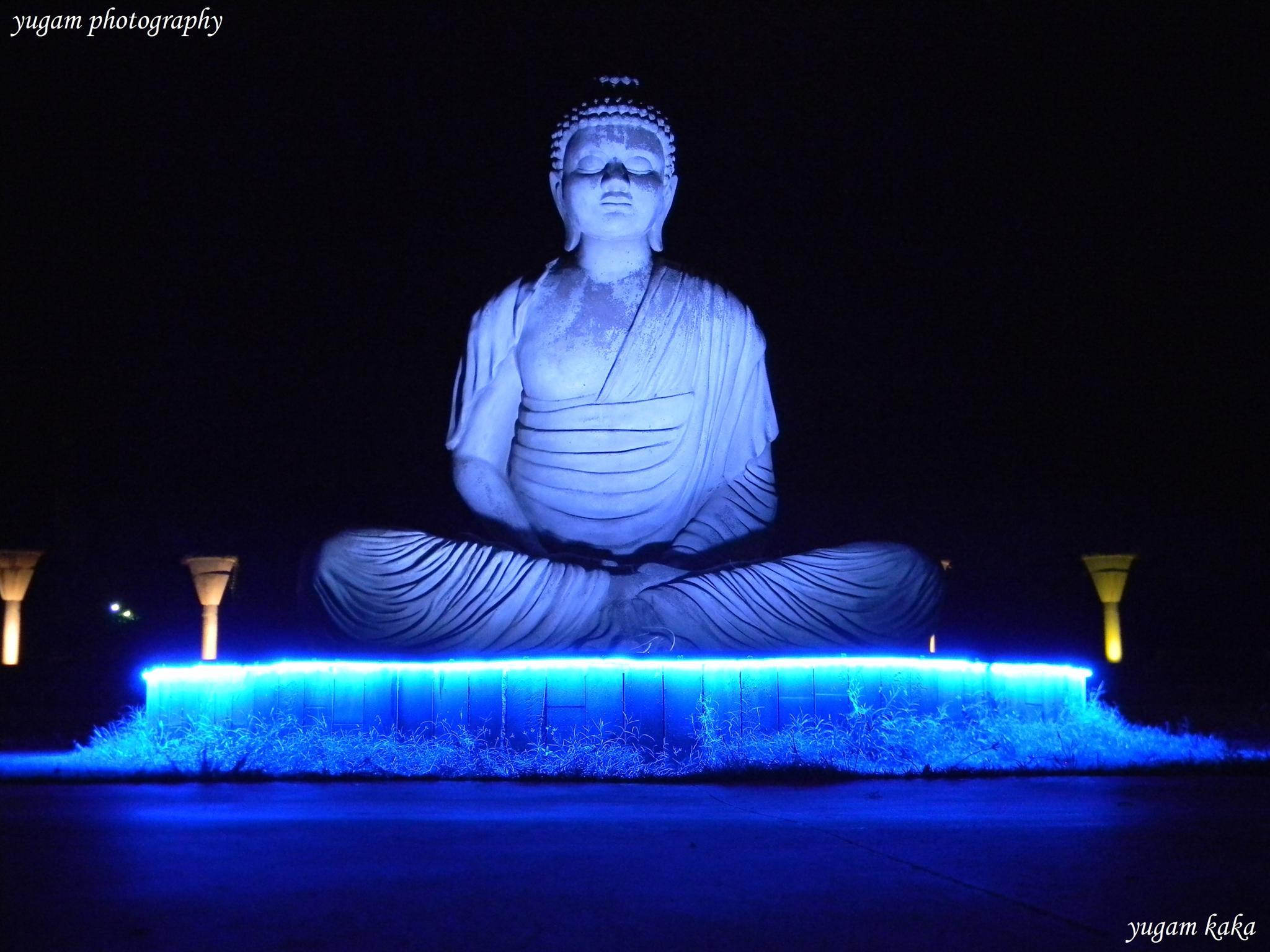 Lord Buddha  by Yugam Kaka