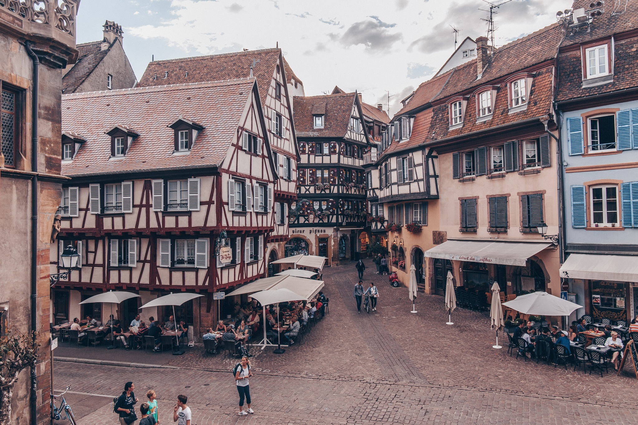 Photo in Architecture #colmar #france #french #travel #travels #travel photography #travelling #city #town #village #europe #european #eu #european union #architecture #architectural