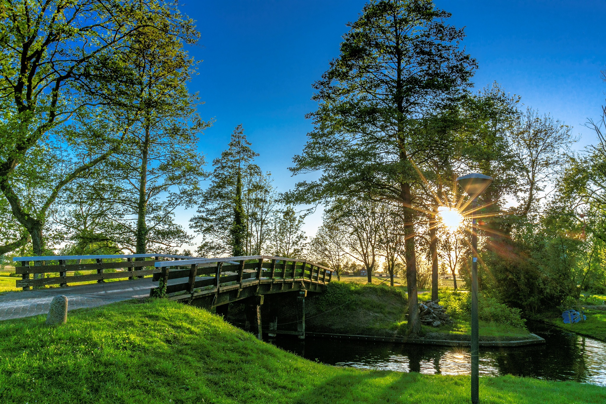 Giethoorn, Netherlands by Vincent Chang
