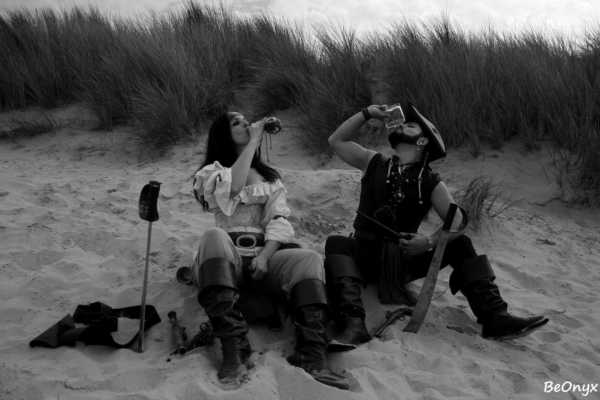 Les pirates et le rhum by Grace D.
