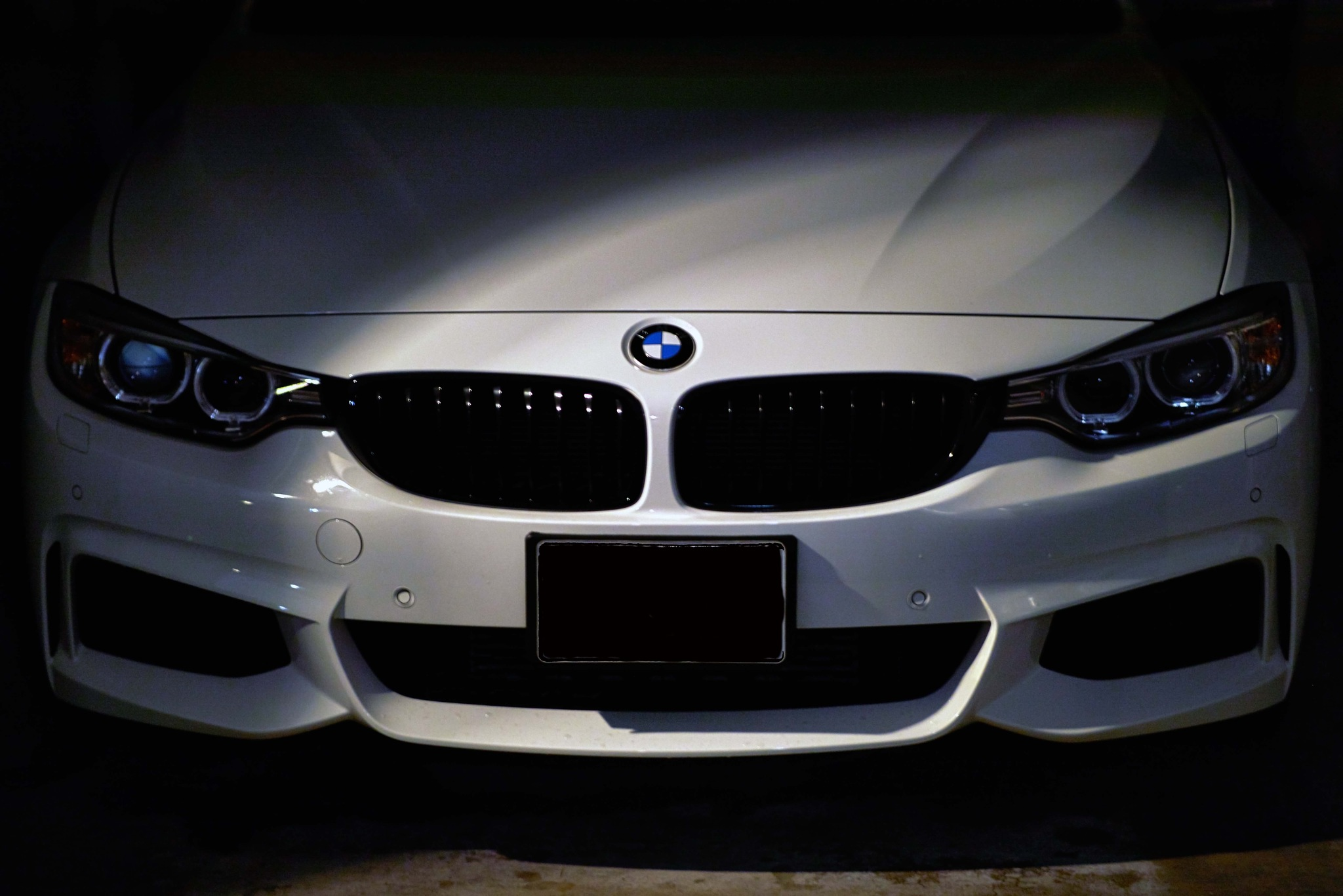 BMW 428i X-Drive Coupe  by David Finley
