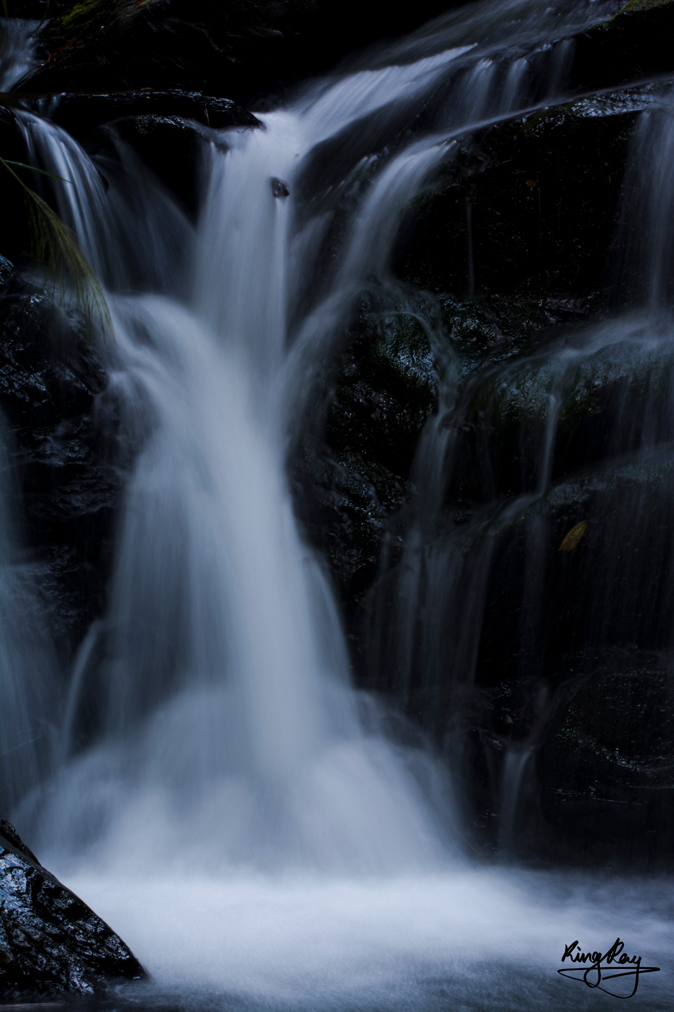 Waterfall by King Ray