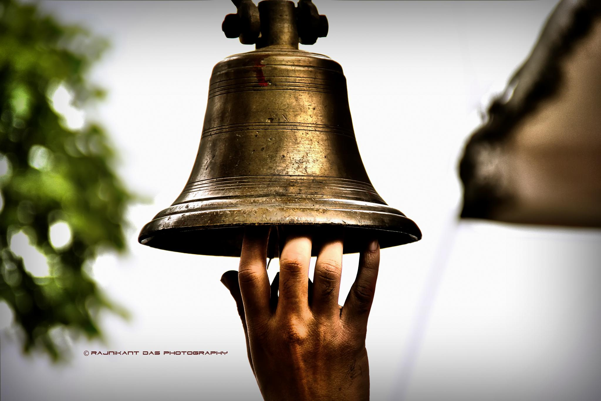 Divine Bell by Rajnikant Das