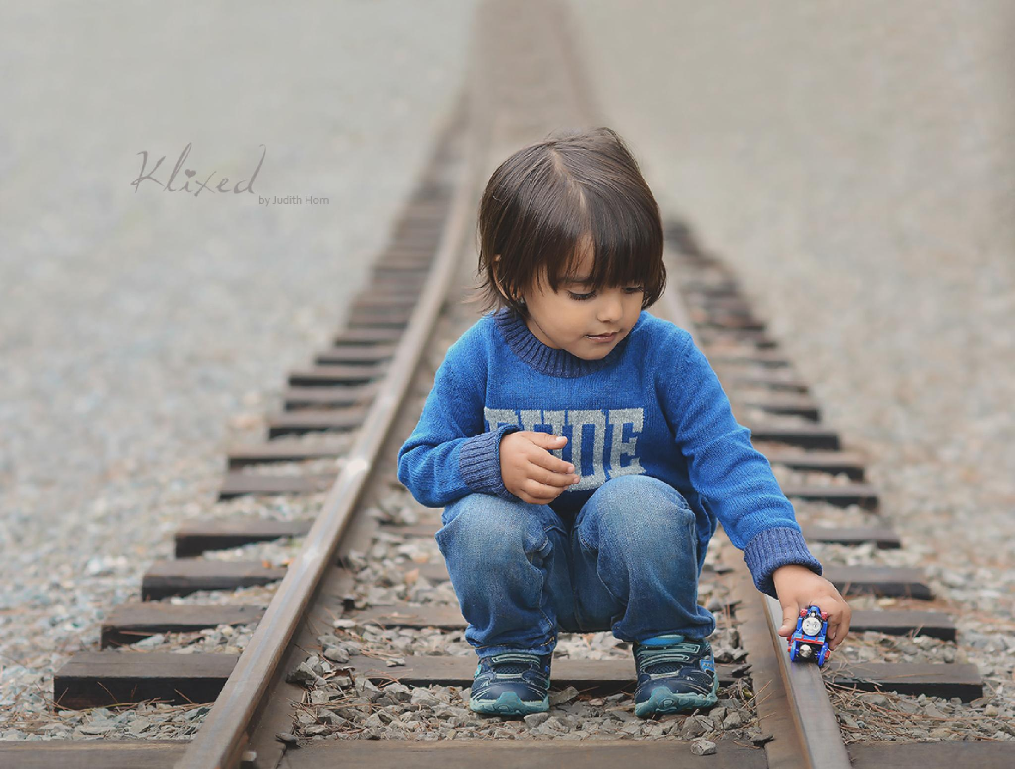 His Love remains - TRAINS! by Klixed by Judith Horn