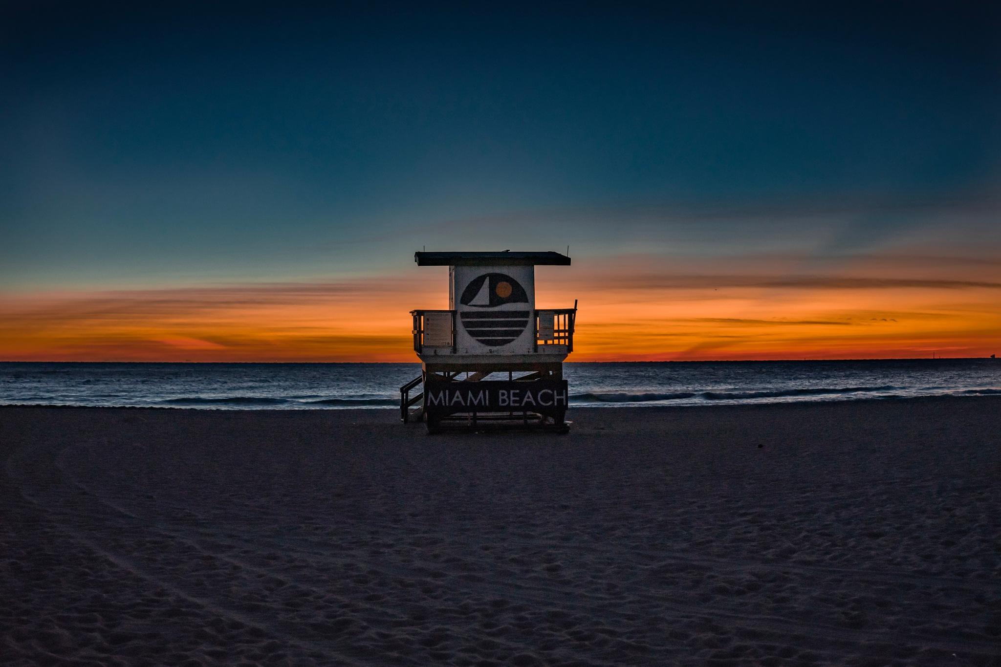 Miami by Emil Kolbeck