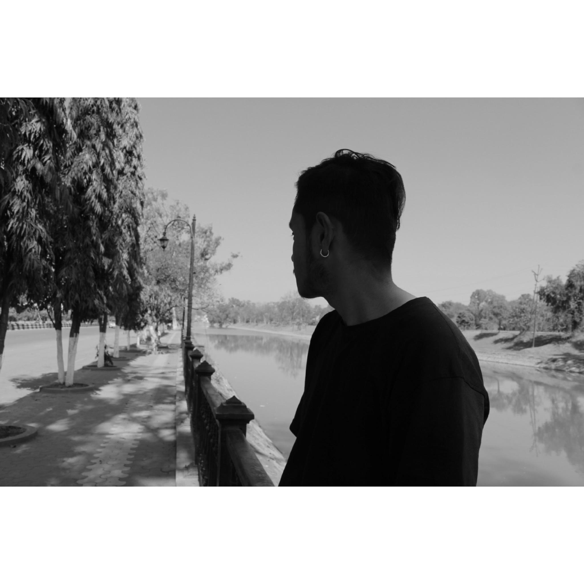 Photo in Random #b&w #black & white #pony #vlogger #street