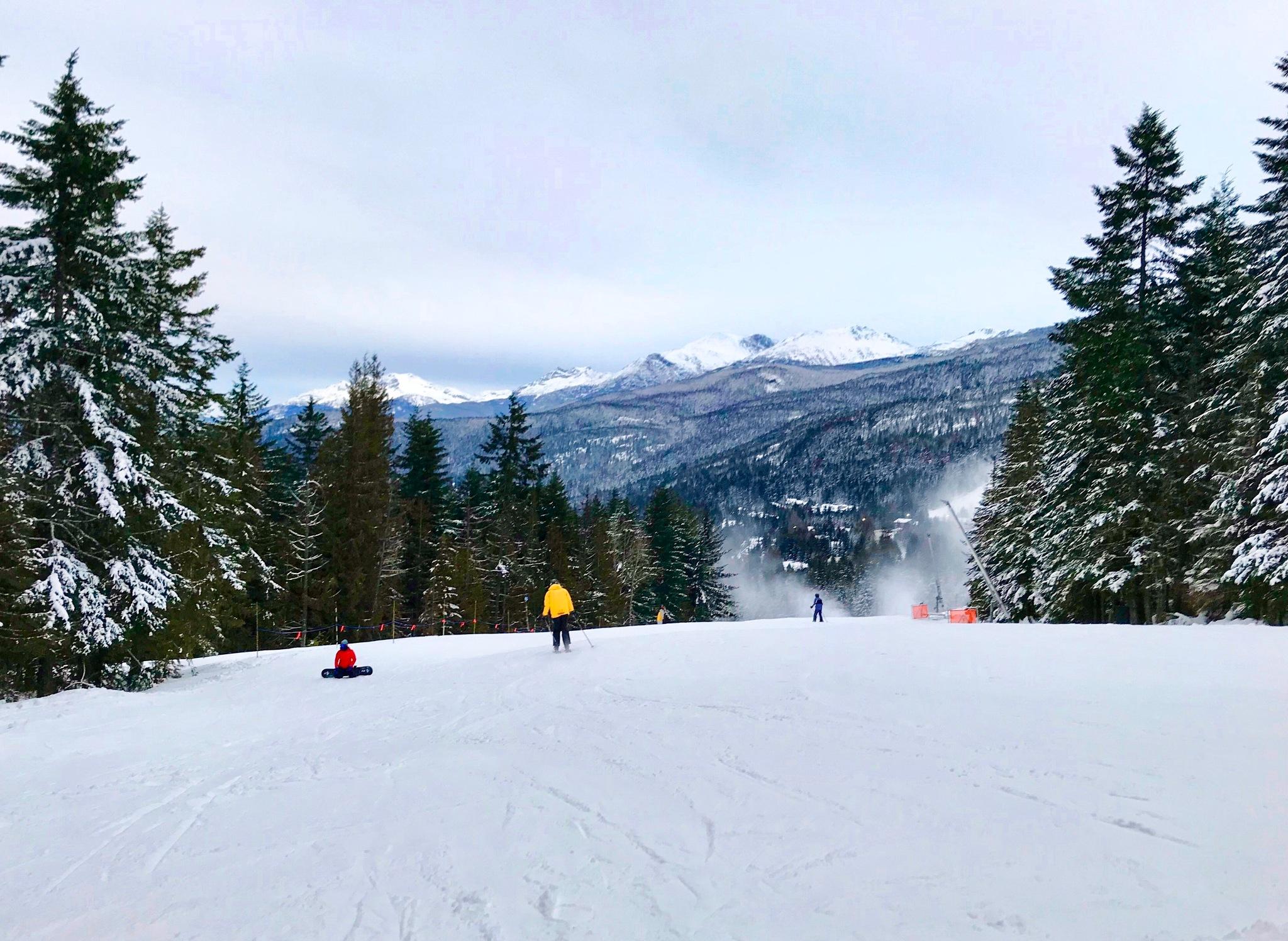 Photo in Nature #snow #snowboarding #snowboard #ski #mountain #nature #fun #adventure #outdoors #winter #sports #travel #holidays