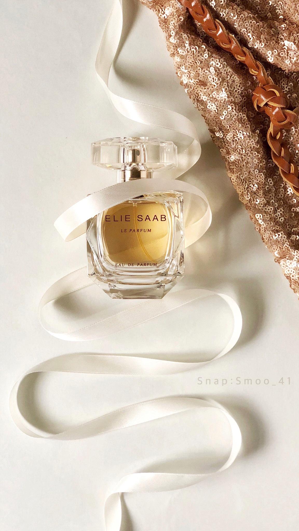Perfume Elie Saab by smoo_41