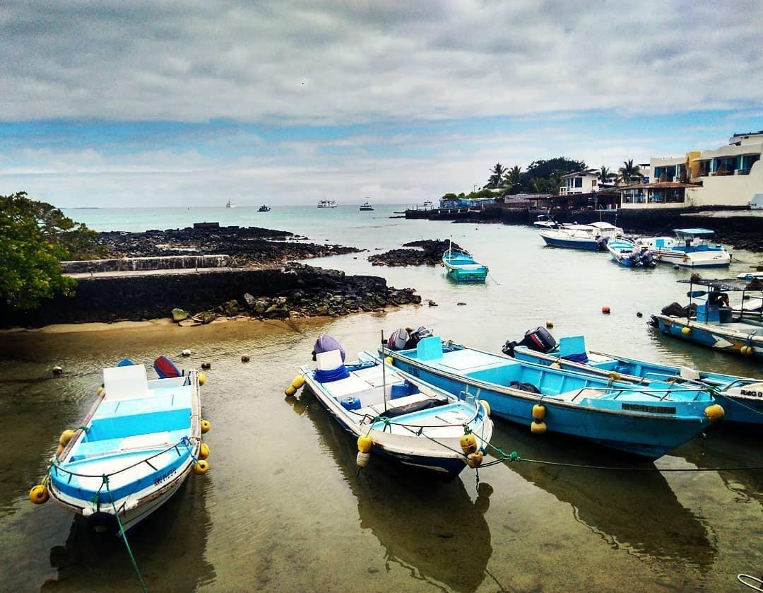 Photo in Random #galápagos #ecuador #boats #travel